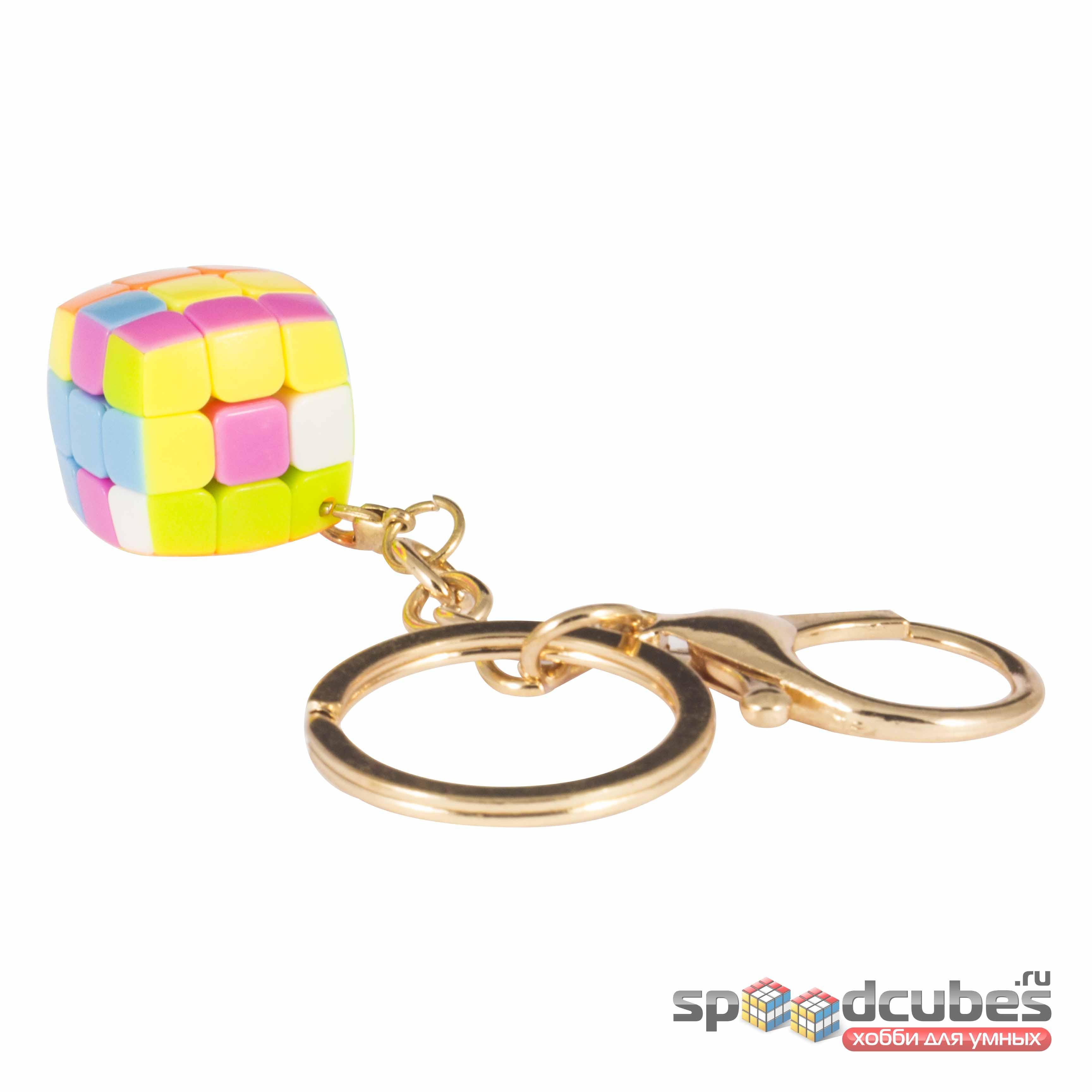 YJ 3x3x3 брелок MiniBread Cube 2.0 см 3