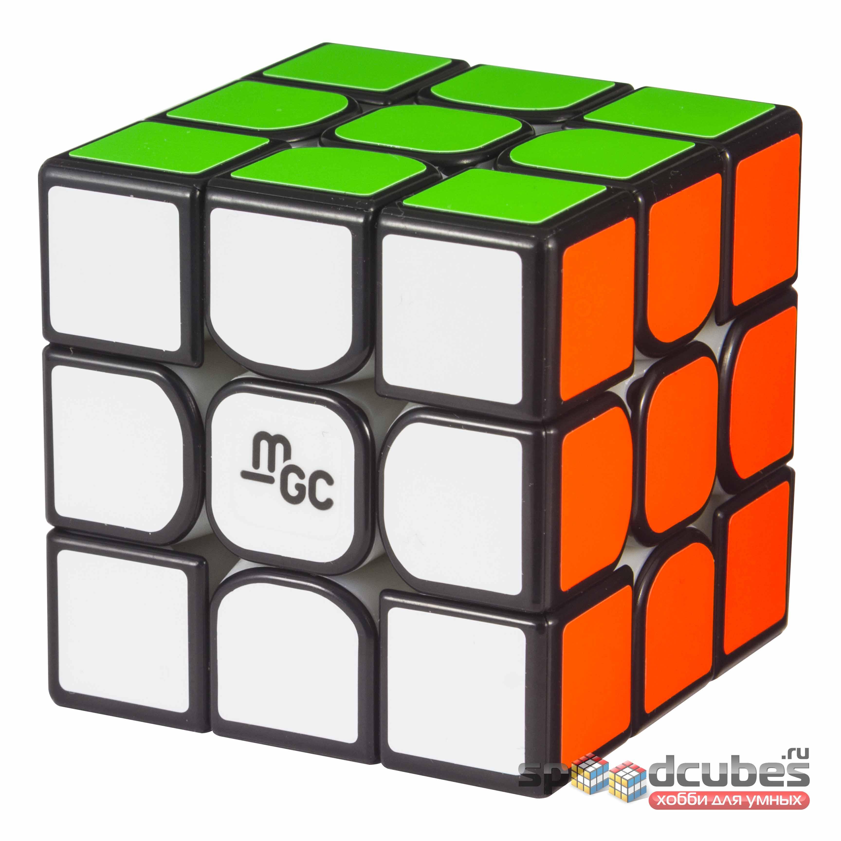 YJ MGC 3x3x3 V2 Black 2