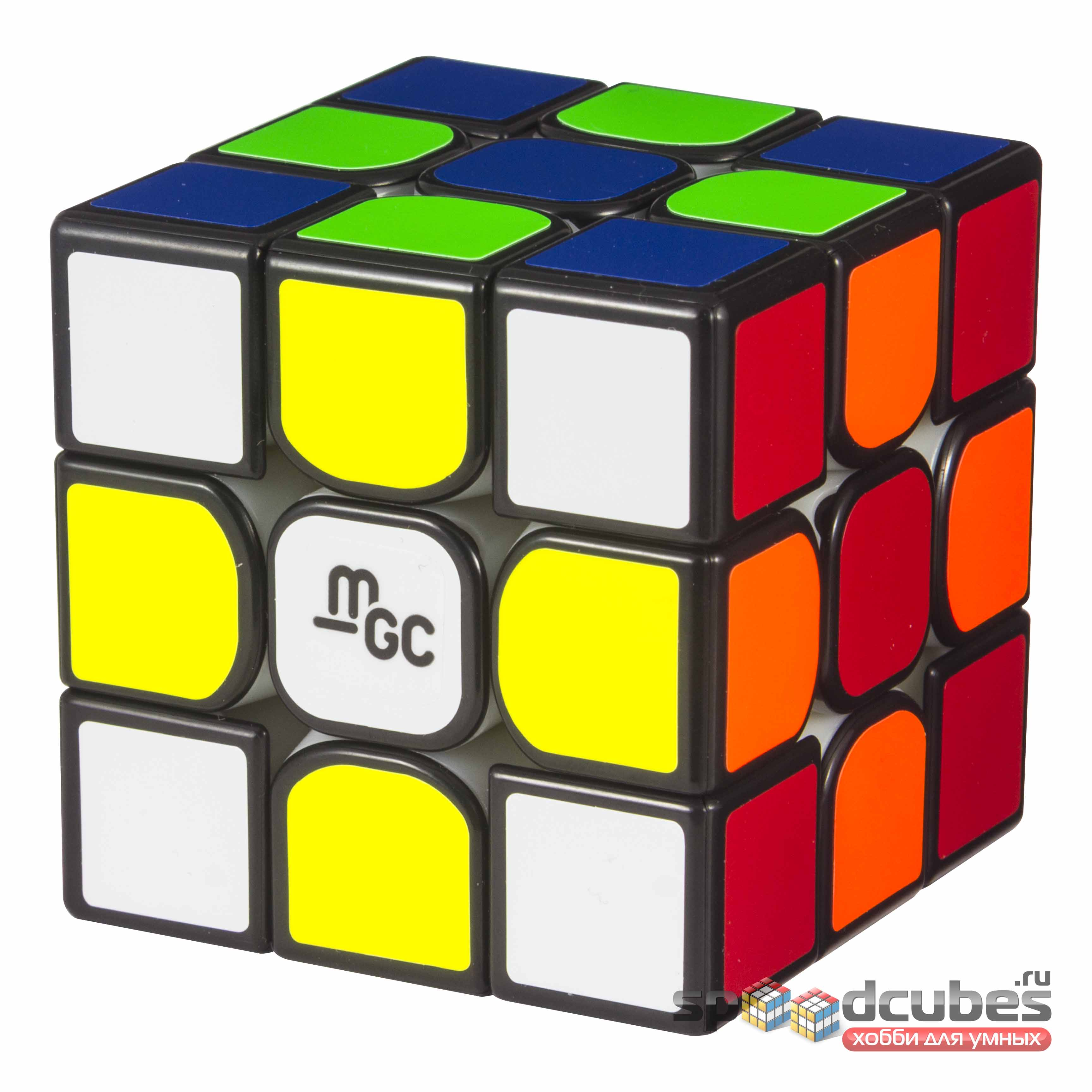 YJ MGC 3x3x3 V2 Black 3