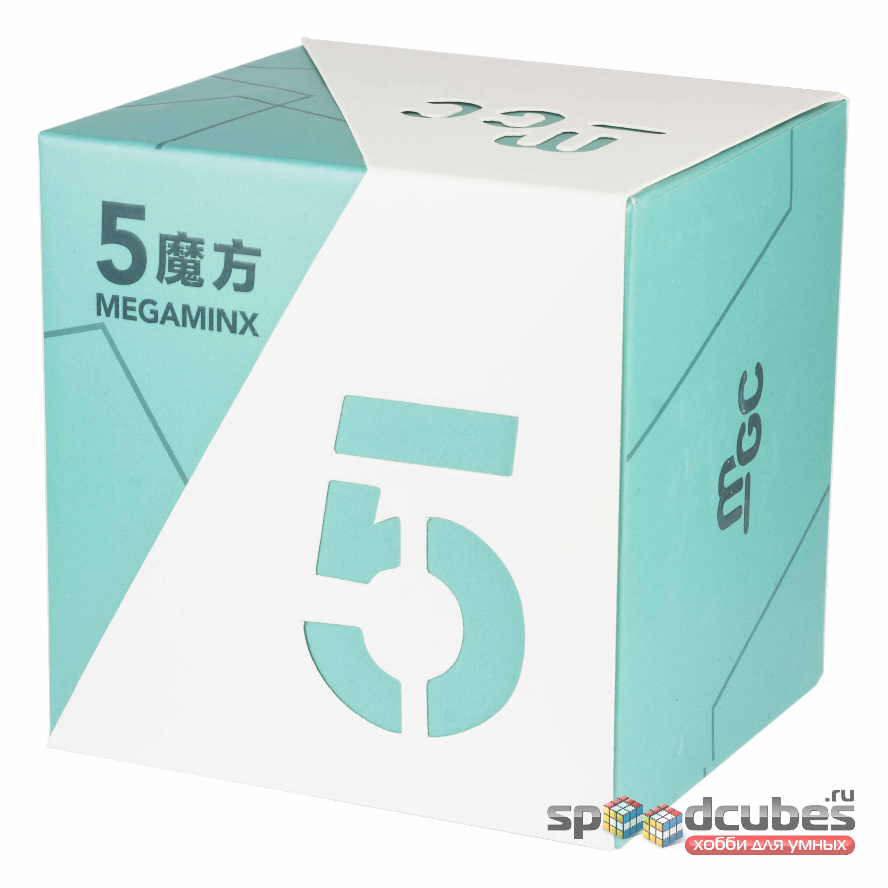 YJ MGC Megaminx M (цв) 1