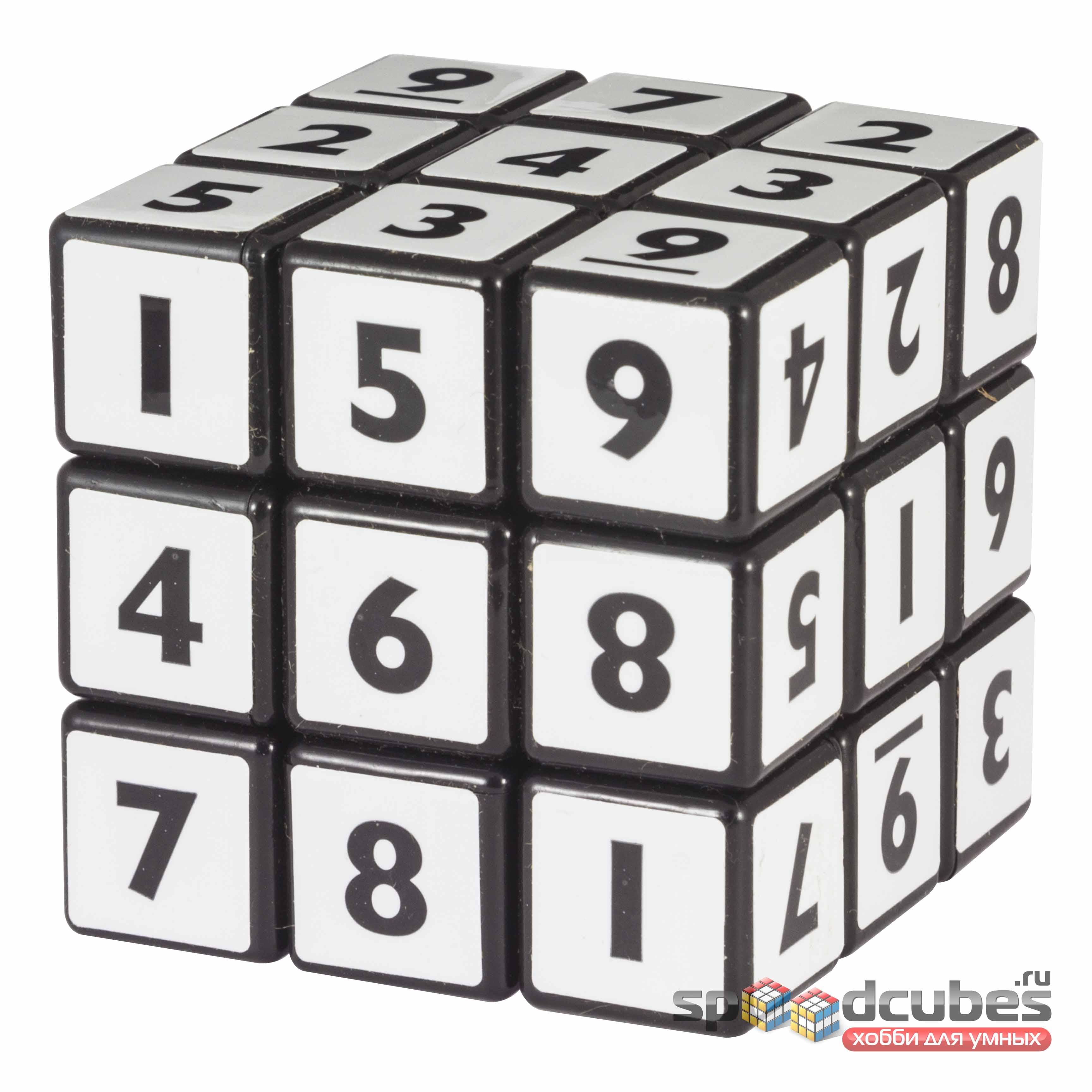 YJ Sudoku Cube 3x3x3 2