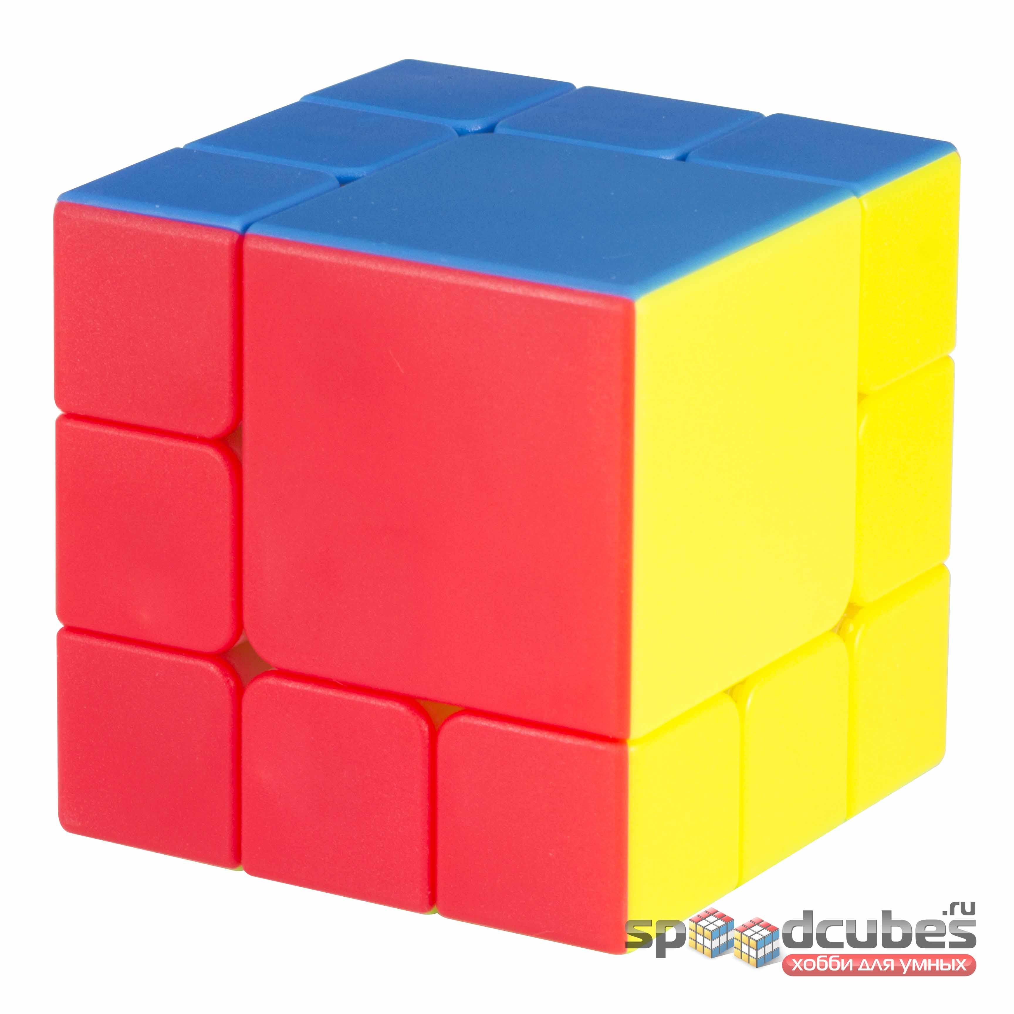 Z Bandaged Cube Type A 1