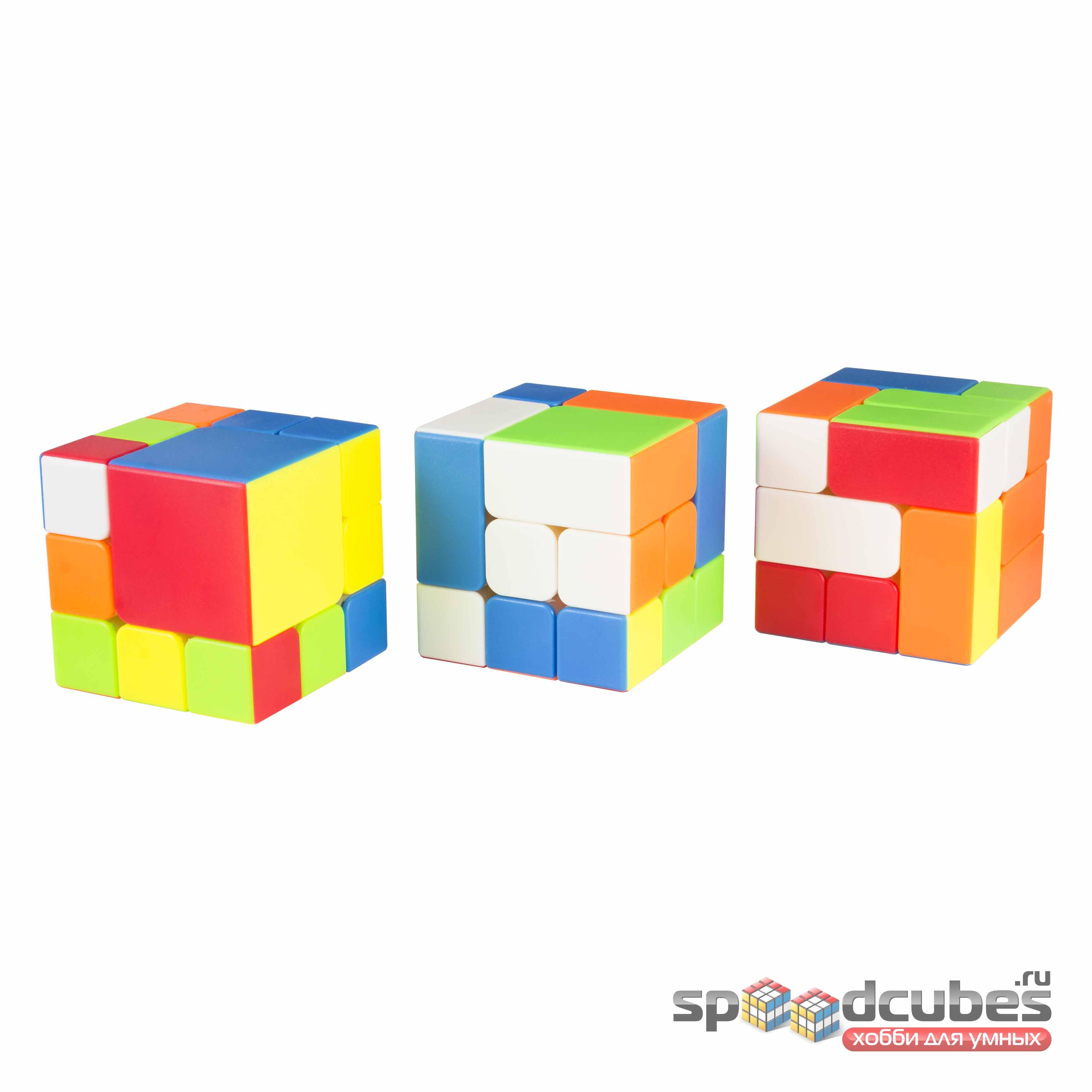 Набор кубов Z-cube Bandaged Cube (Type A, B, C) (цв)