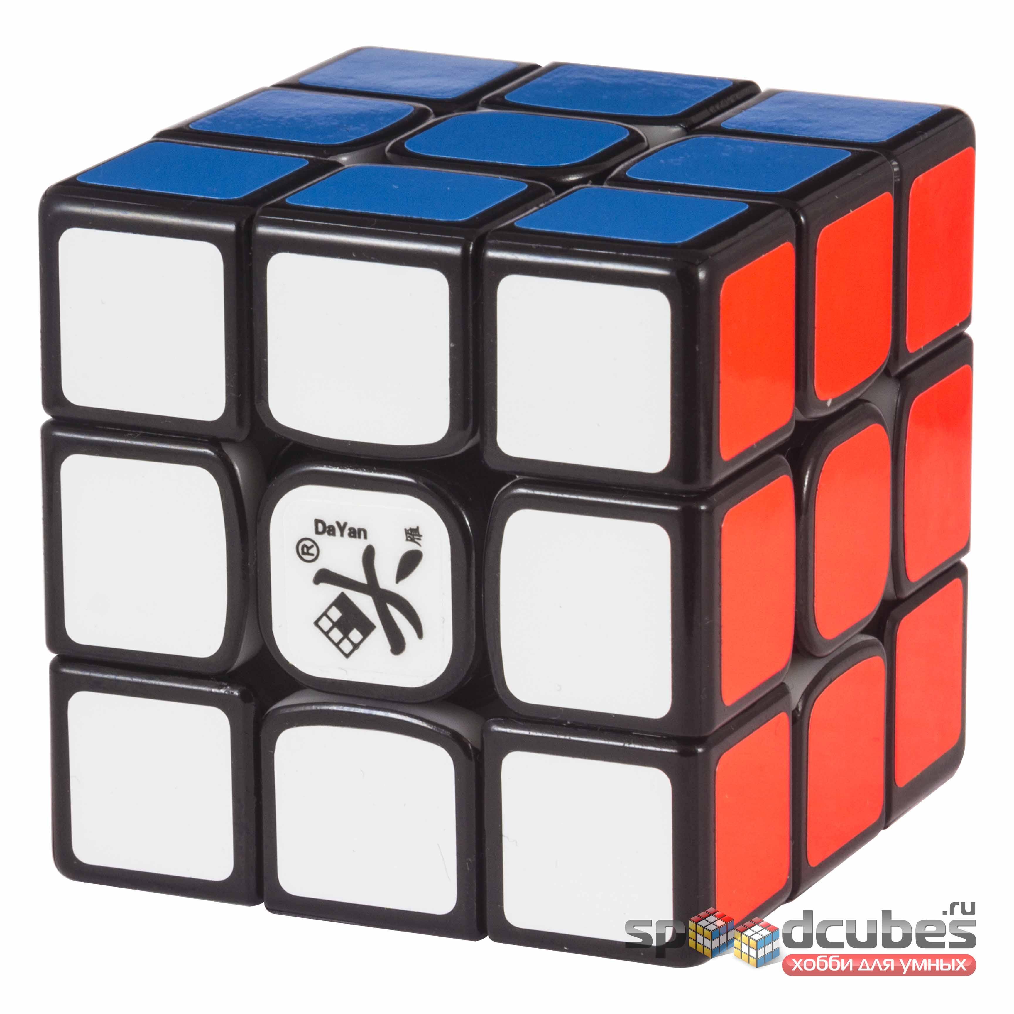 DaYan 3x3x3 TengYun M Black 2