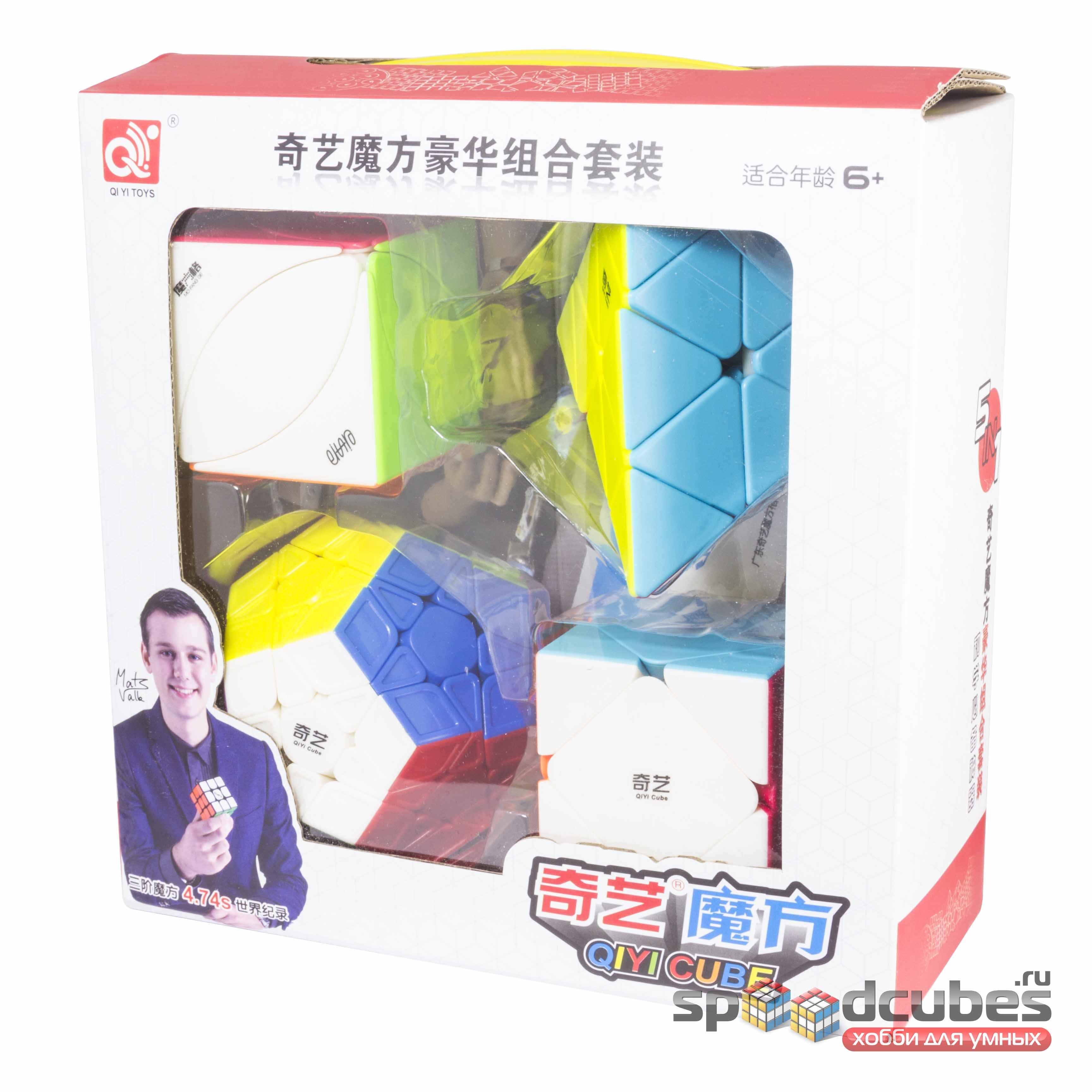 Набор QiYi (MoFangGe) Gift Box №3 (цв) 2
