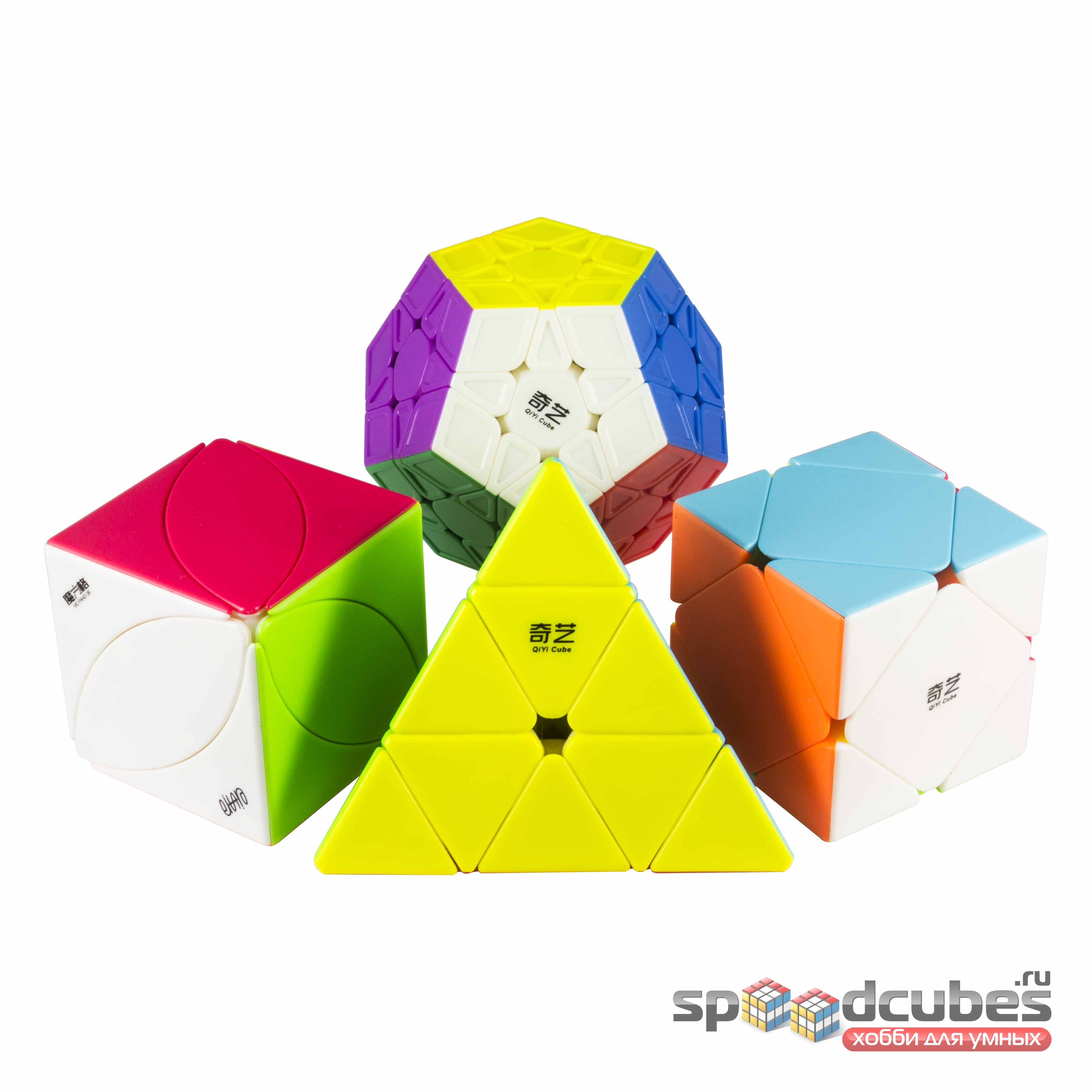 Набор QiYi (MoFangGe) Gift Box №3 (цв)