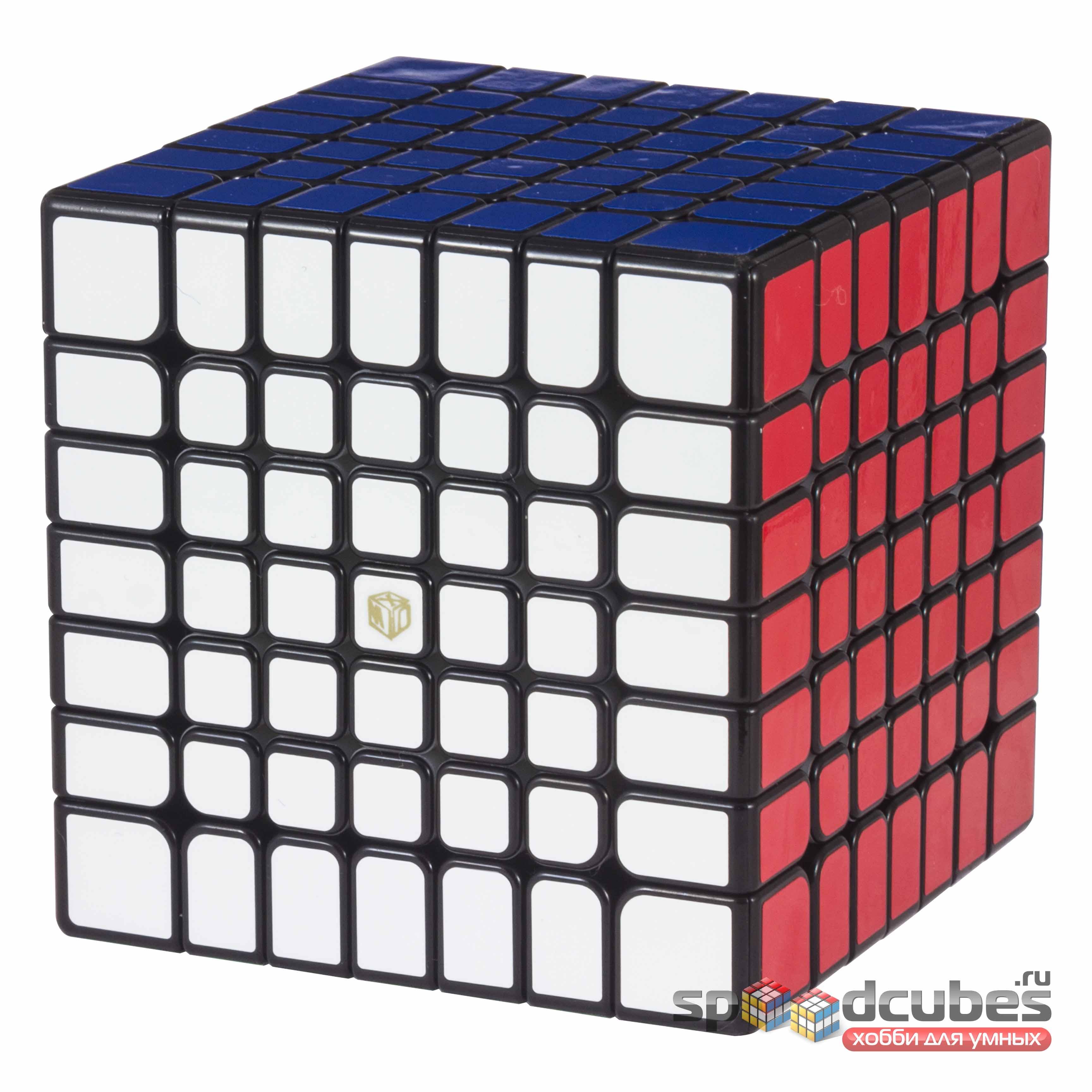 QiYi (MoFangGe) 7x7x7 Spark M Black 2