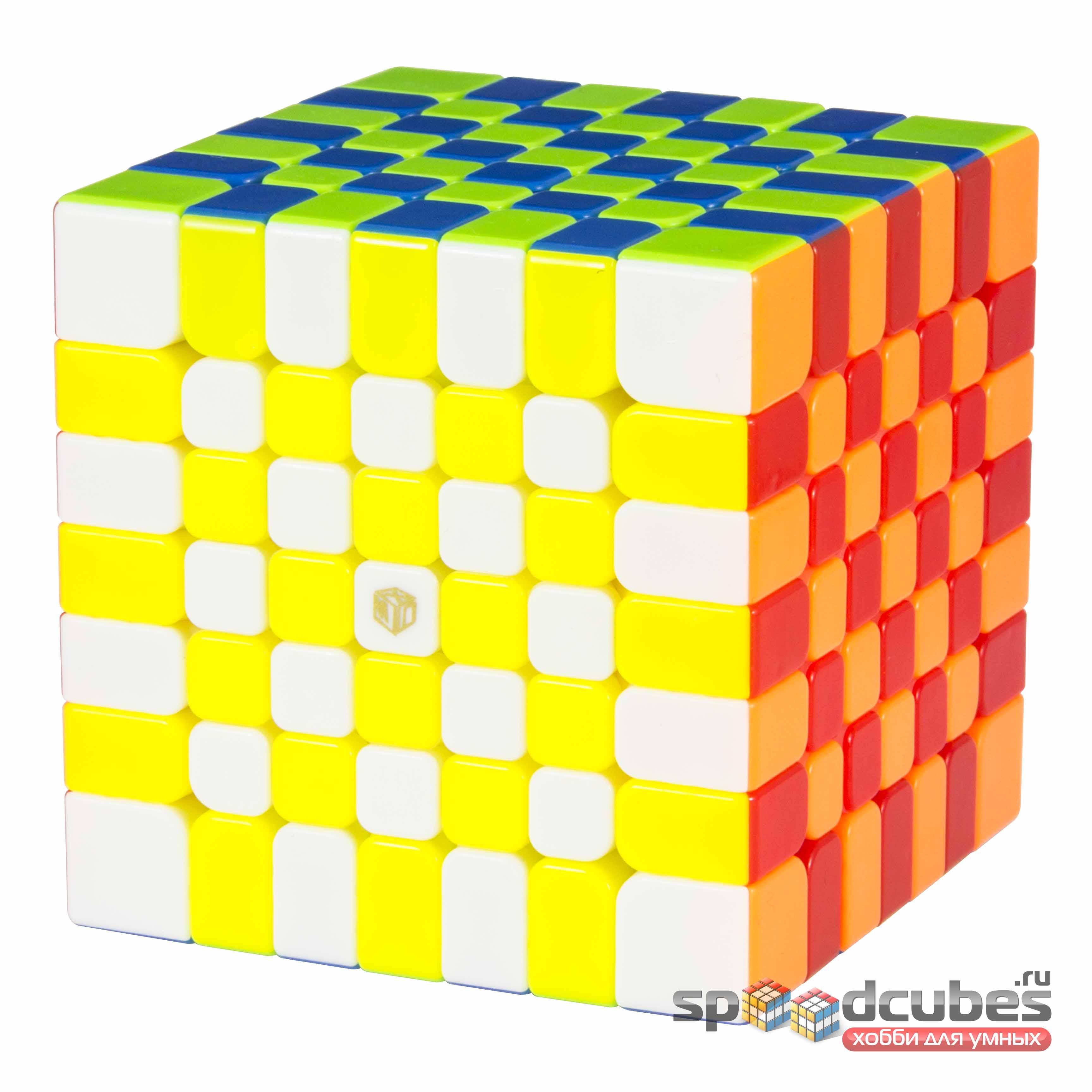 QiYi (MoFangGe) 7x7x7 Spark M Color 2