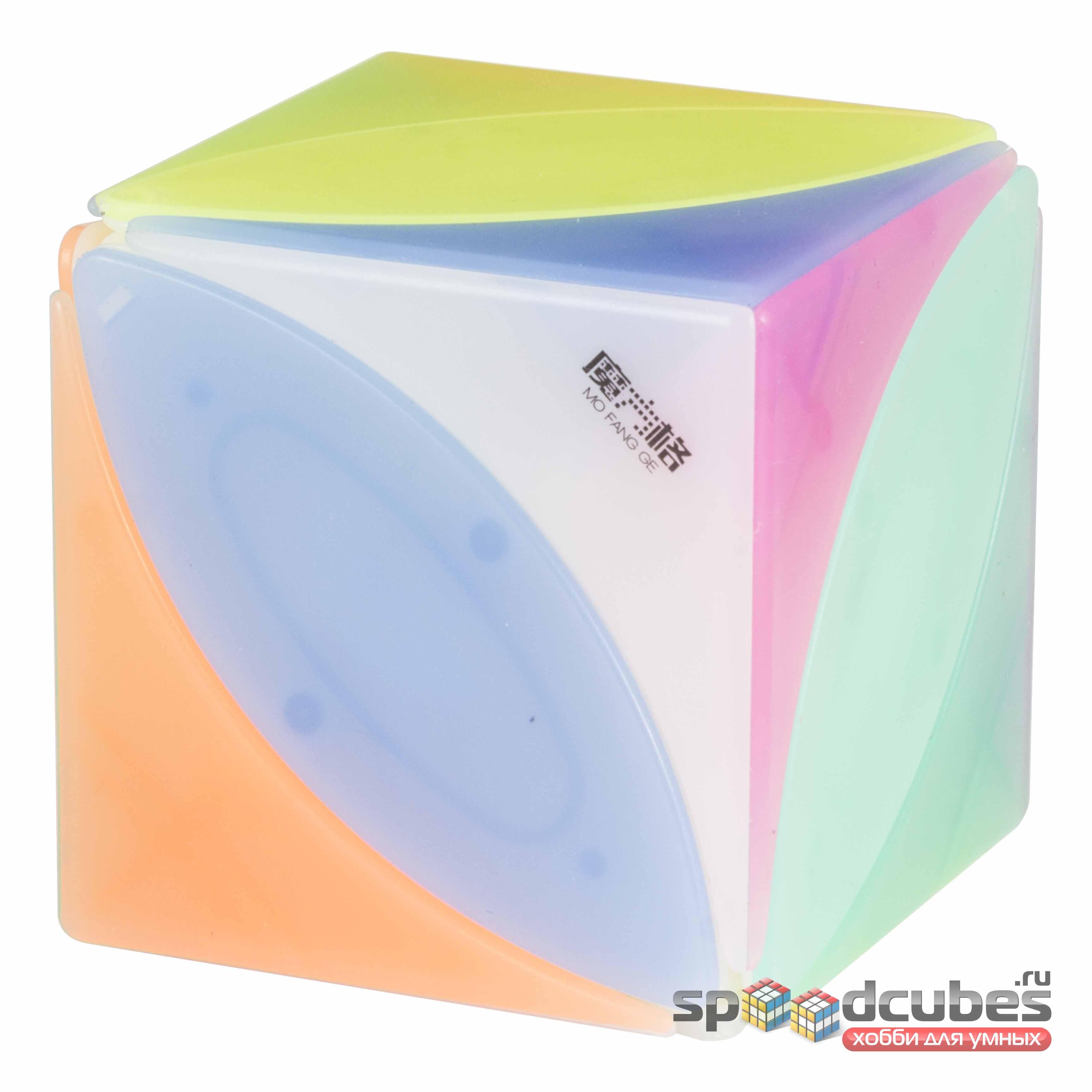 QiYi (MoFangGe) Jelly Ivy Cube 3