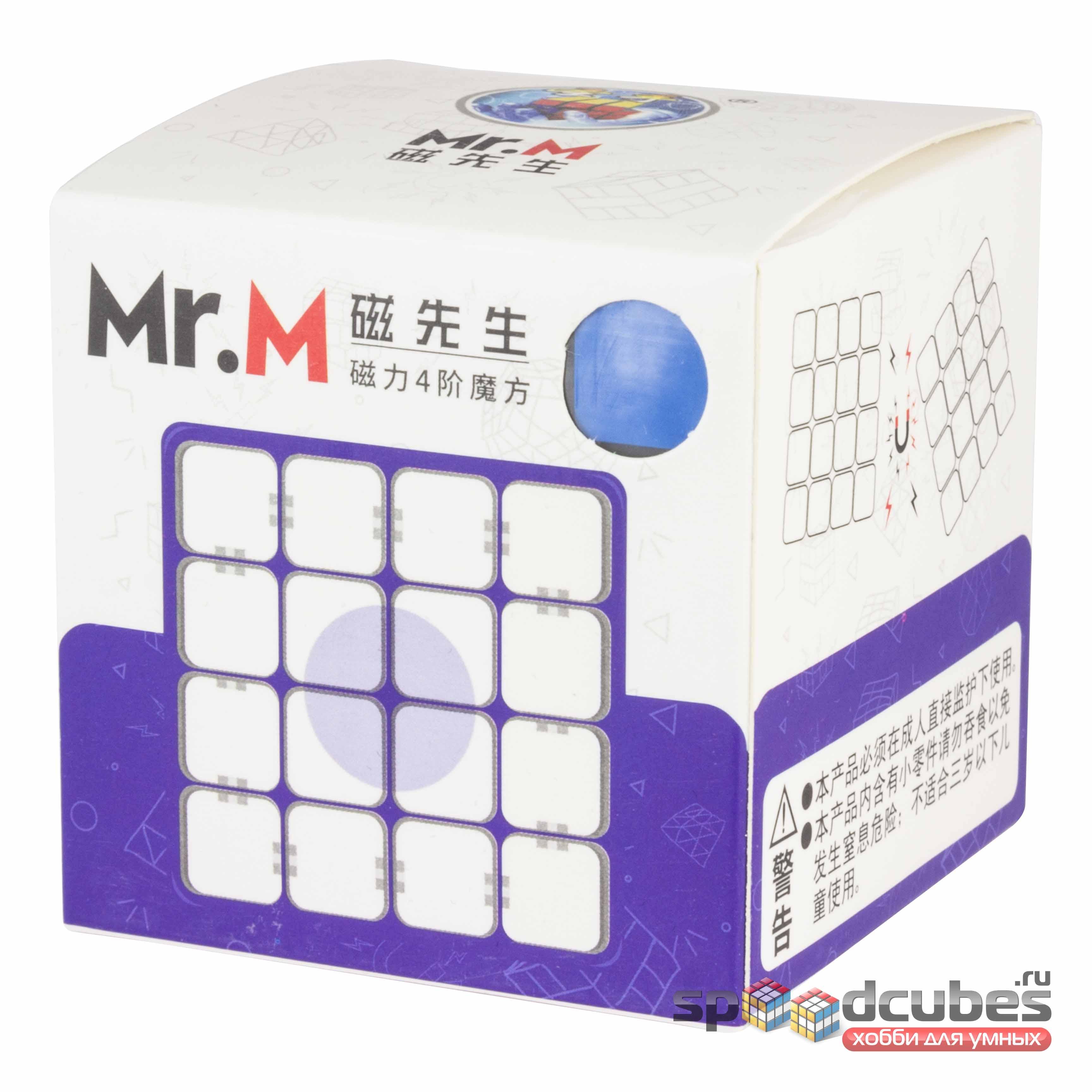 Shengshou 4x4x4 Mr M 1