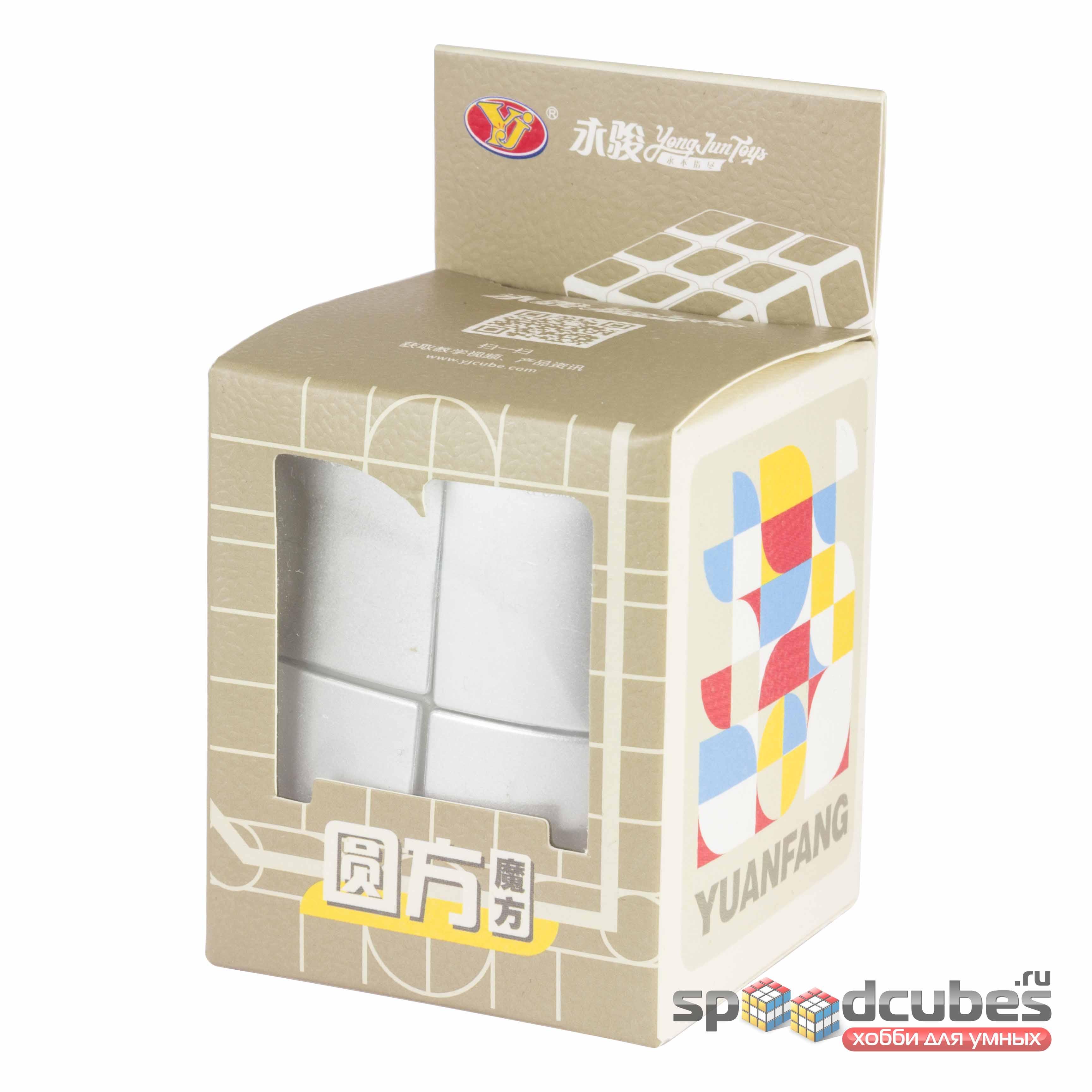 YJ 2x2x2 Yuangang Cube 1