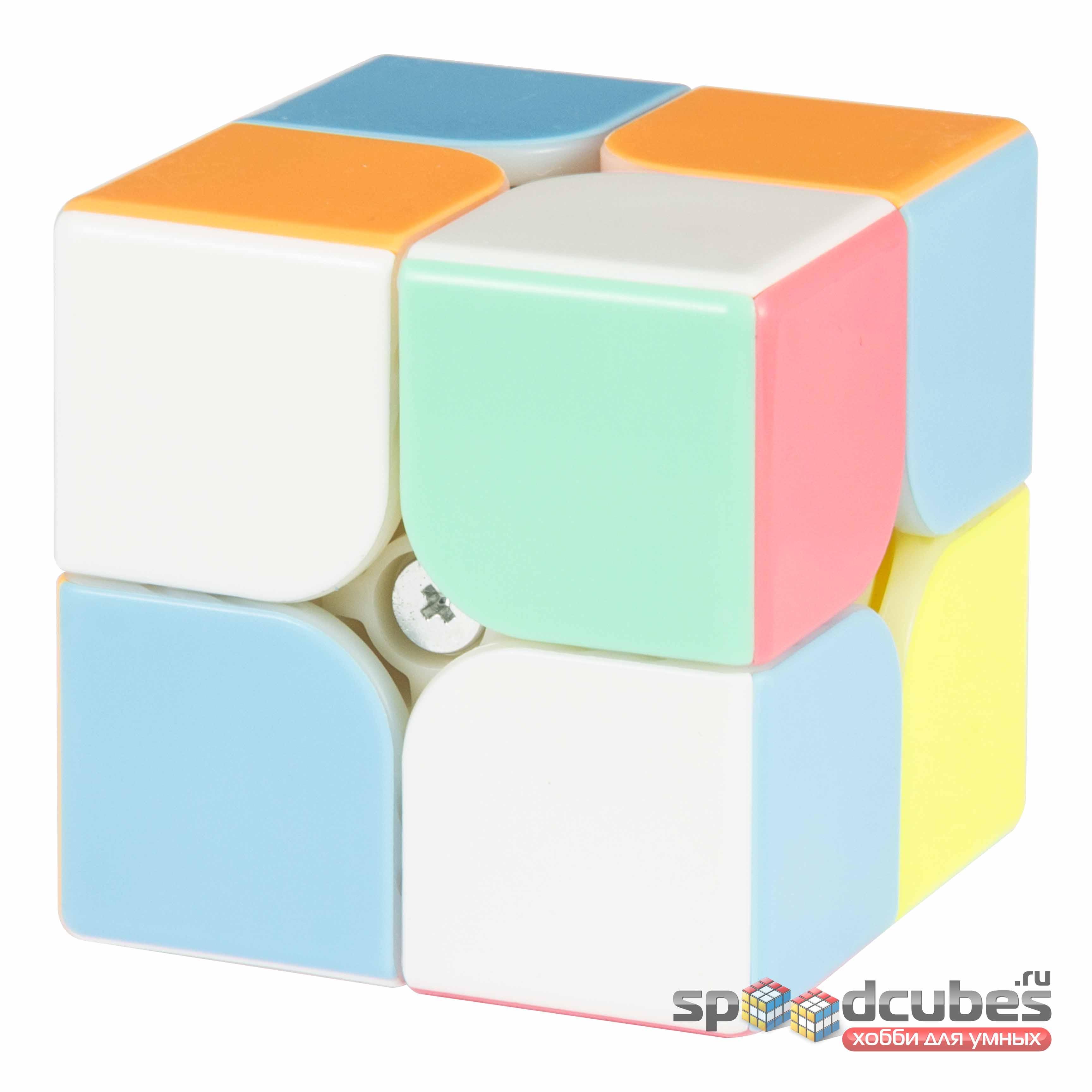 YJ 2x2x2 Yupo Plus M Color 3