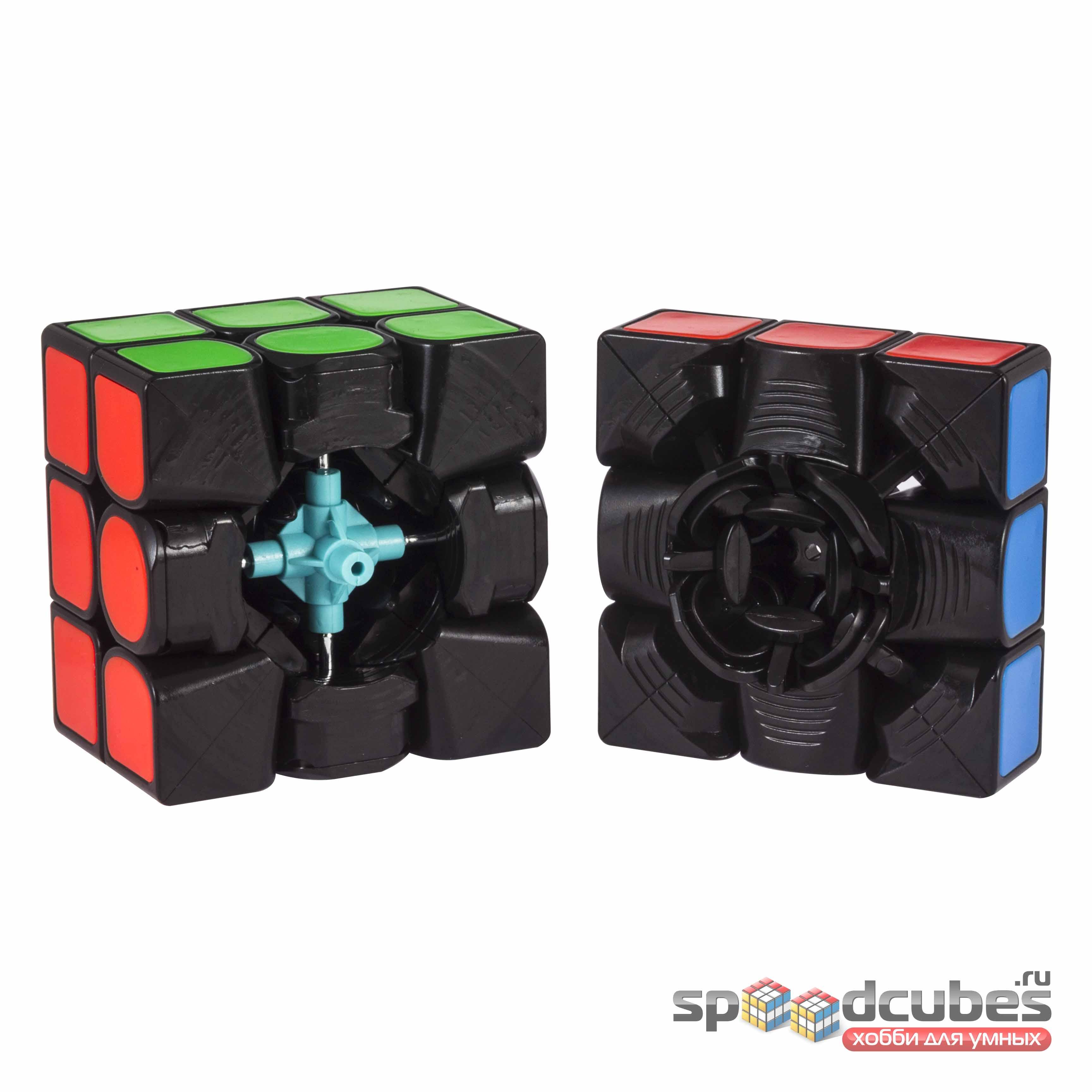 Yuxin 3x3x3 Kylin V2 M Black 4