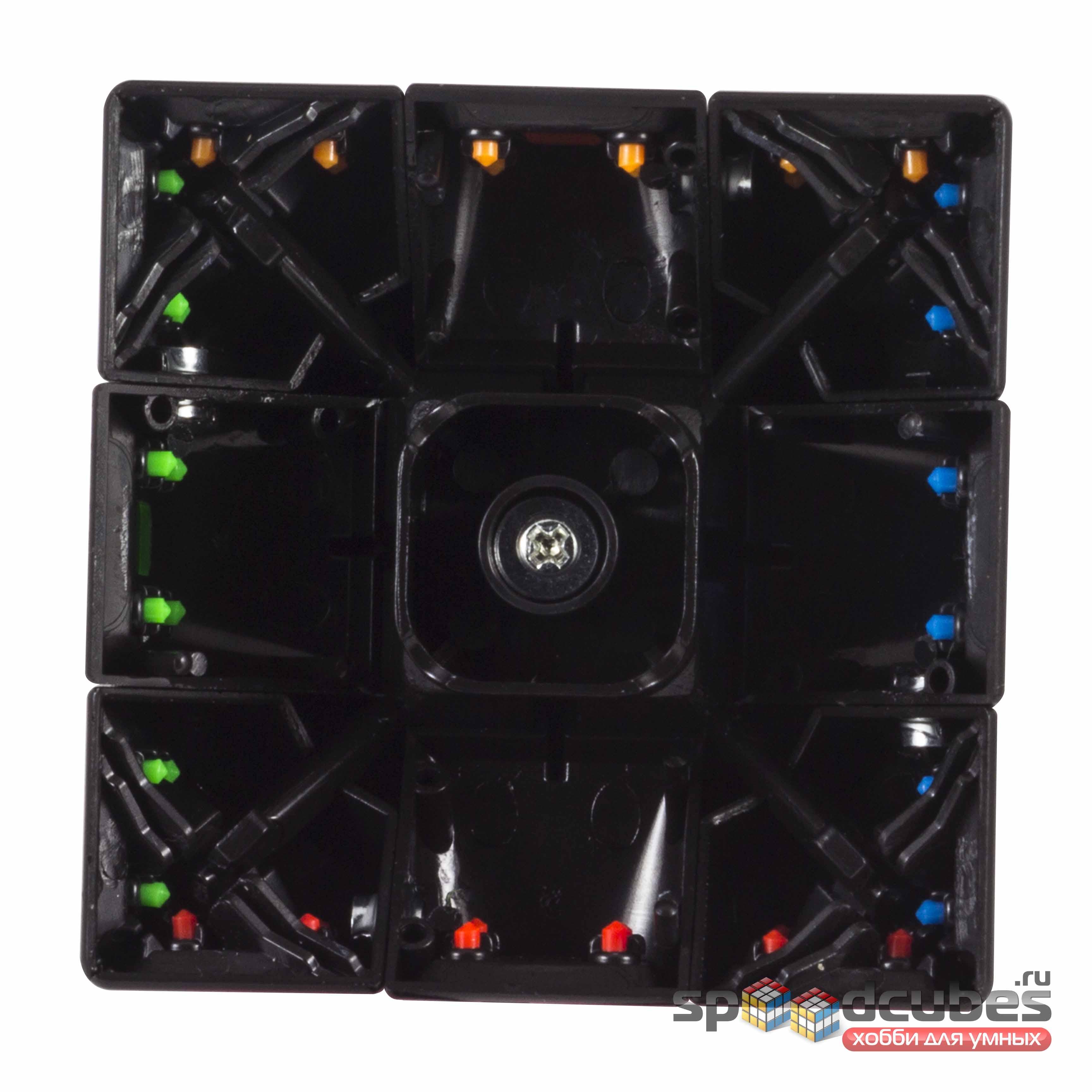 Yuxin 3x3x3 Kylin V2 M Black 5