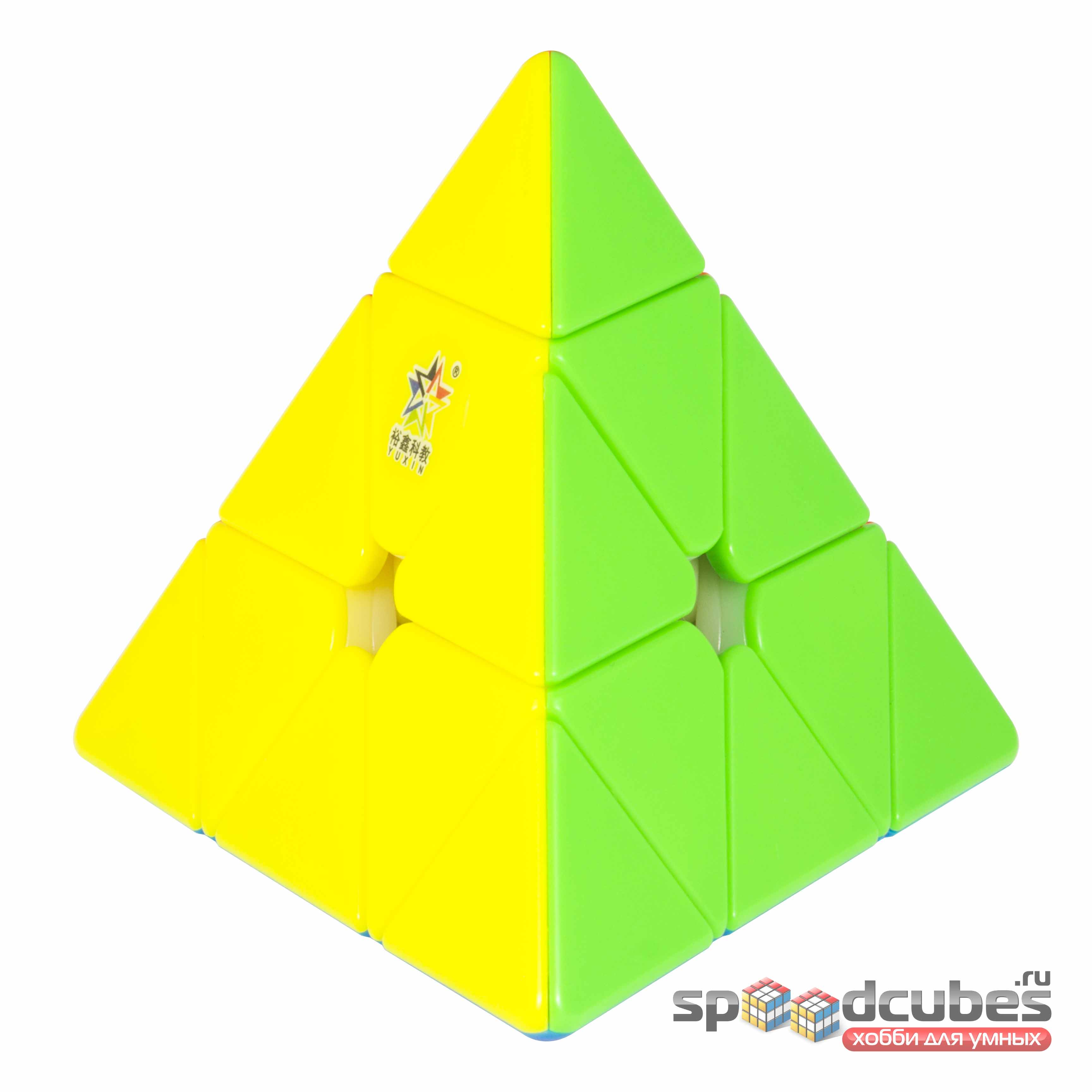 Yuxin Huanglong Pyraminx M Color 1