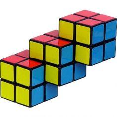 Сборка кубика Рубика 2 на 2