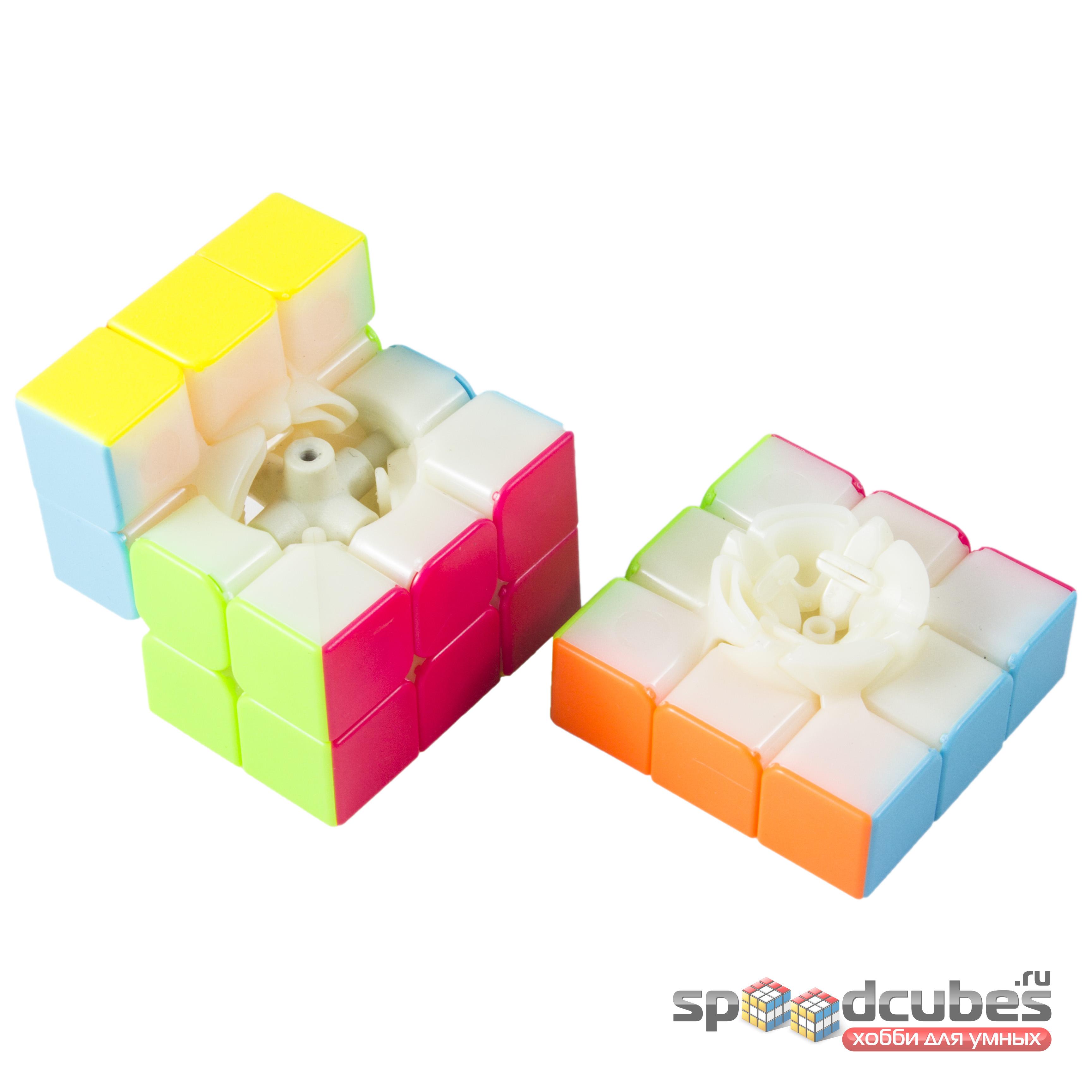 фирменный кубик Рубика 3х3х3 Speedcubes 1