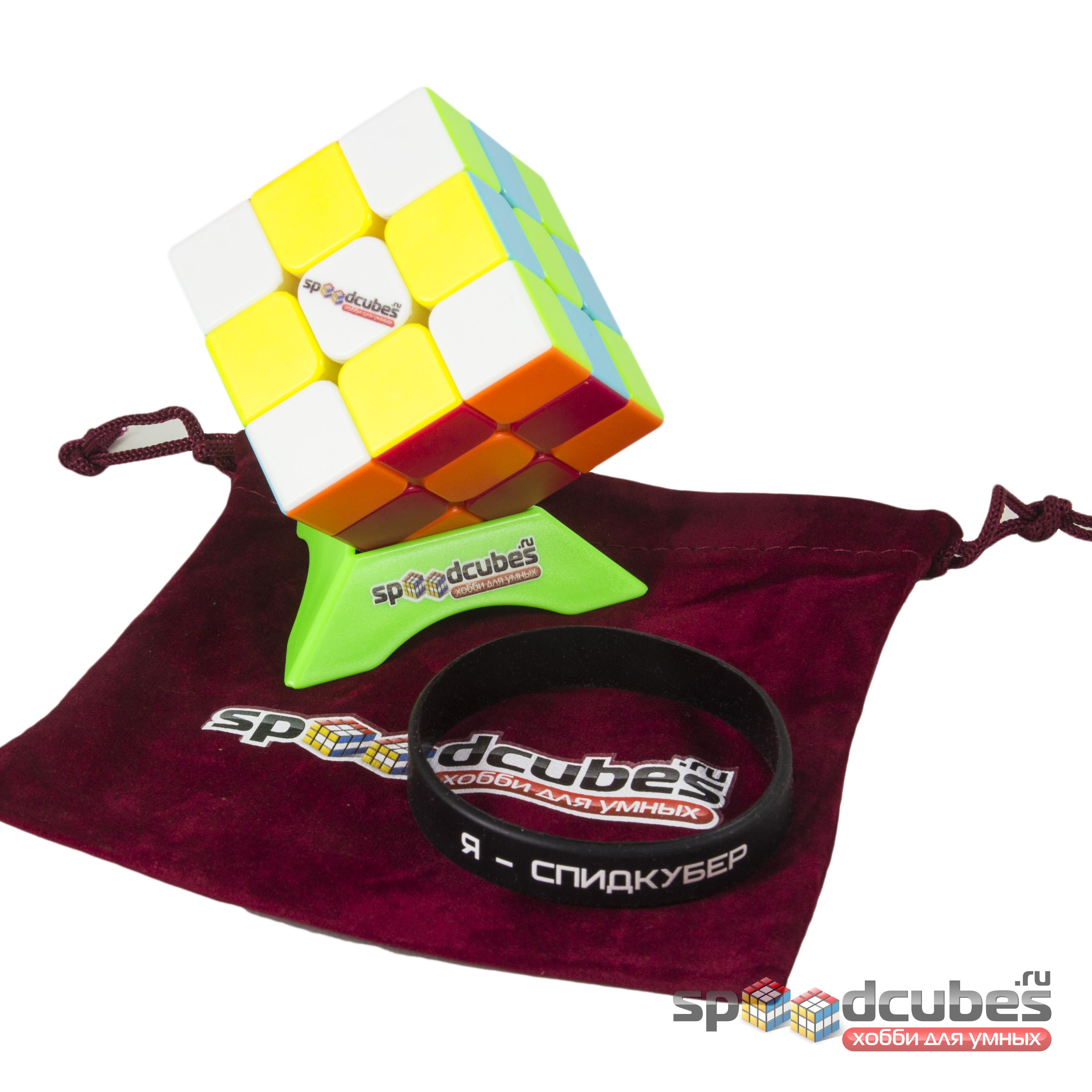 Фирменный набор спидкубера от SPEEDCUBES