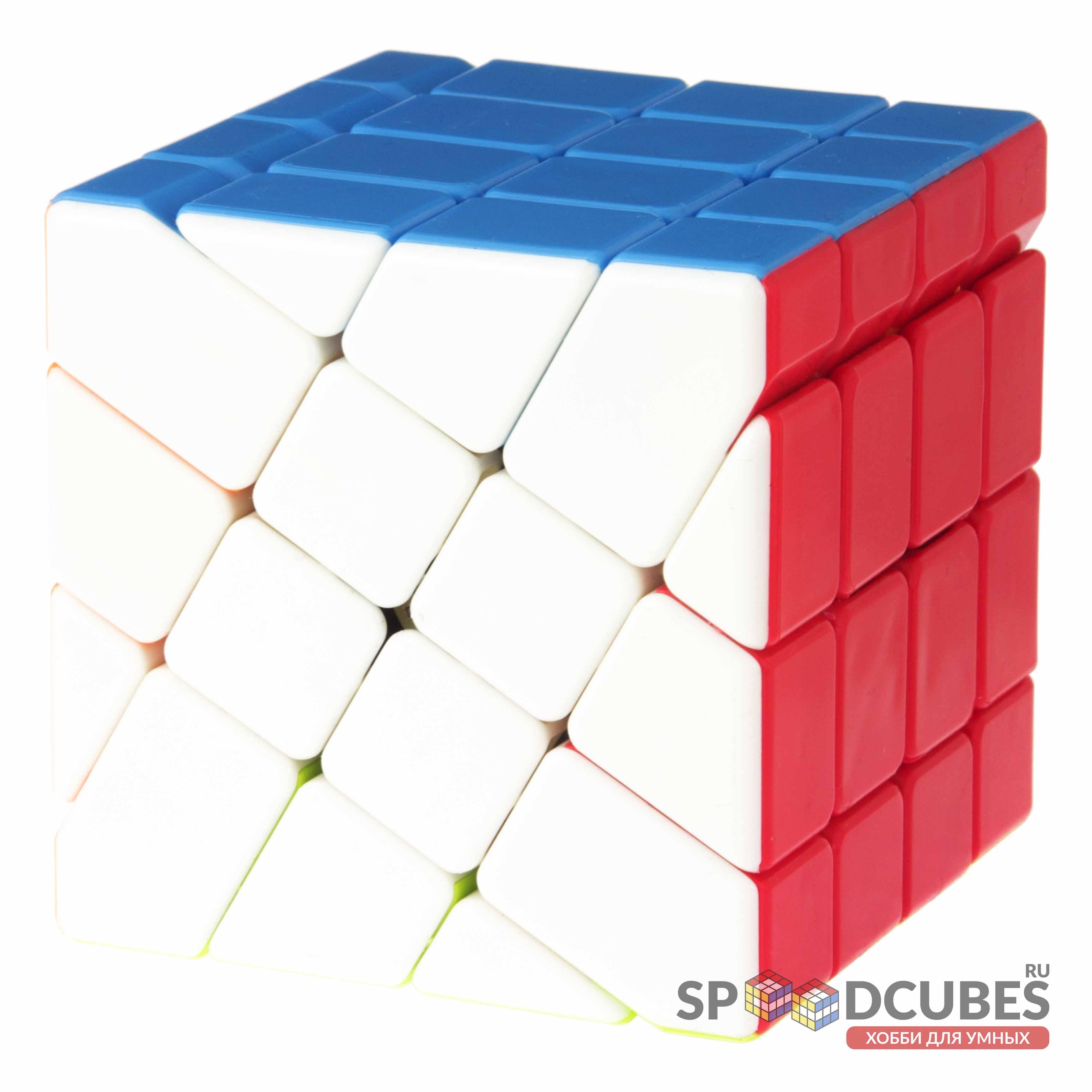 Fanxin 4x4x4 Windmill Cube (цв)
