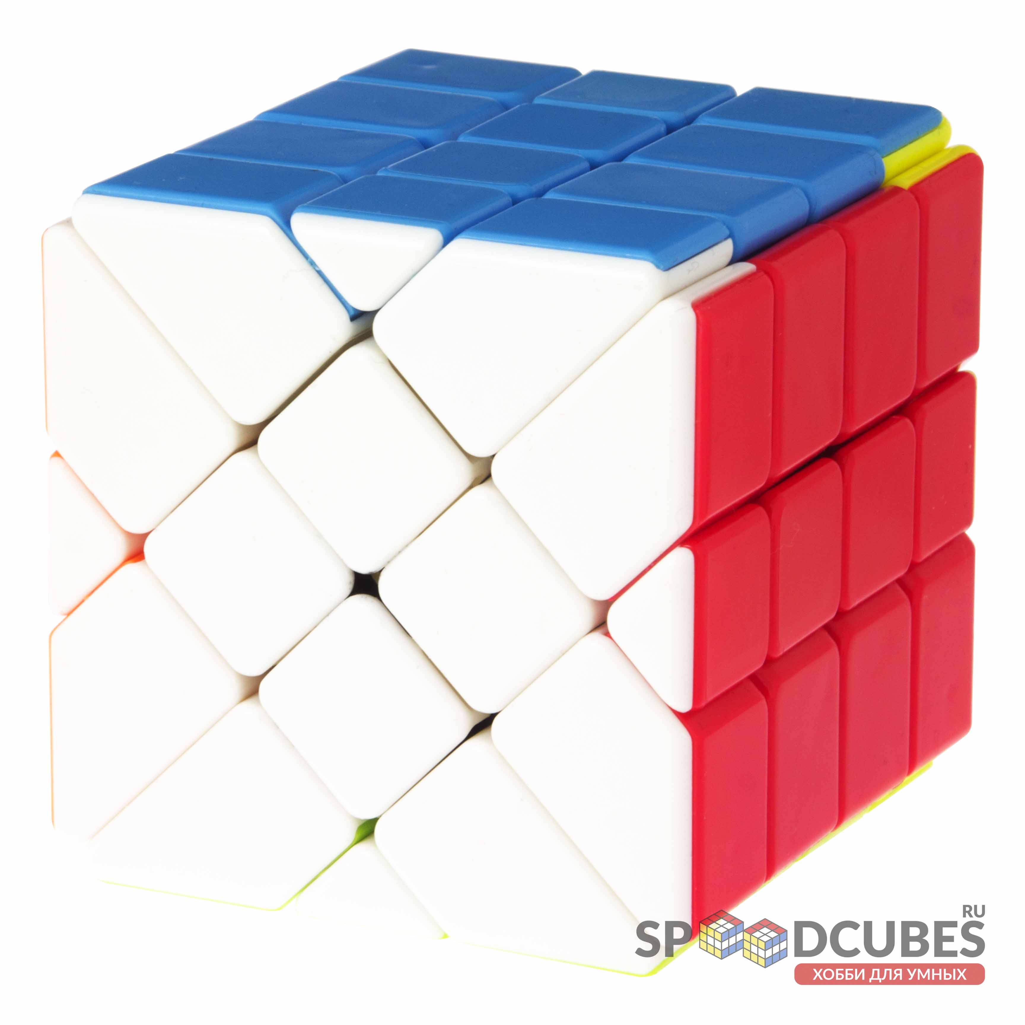 Fanxin 4x4x4 Fisher Cube (цв)