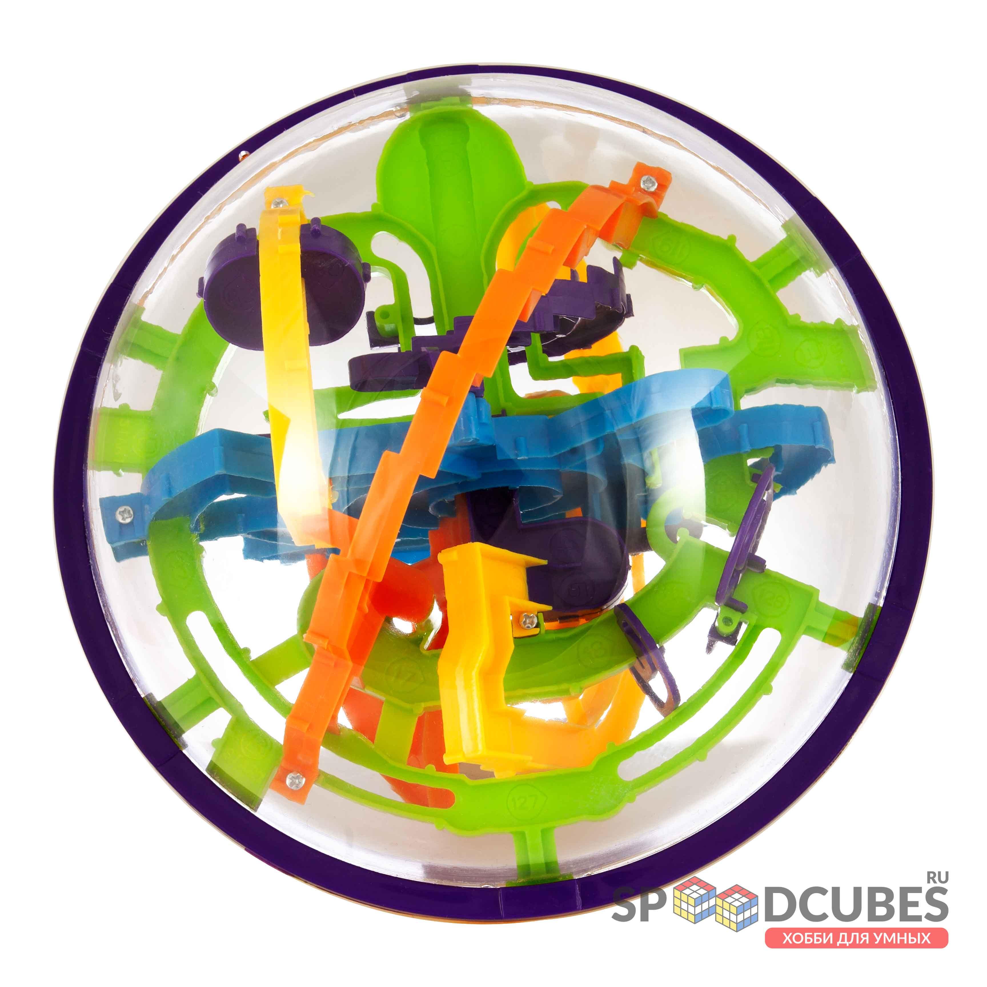 IcoyToys шар-лабиринт большой (158 проходов)