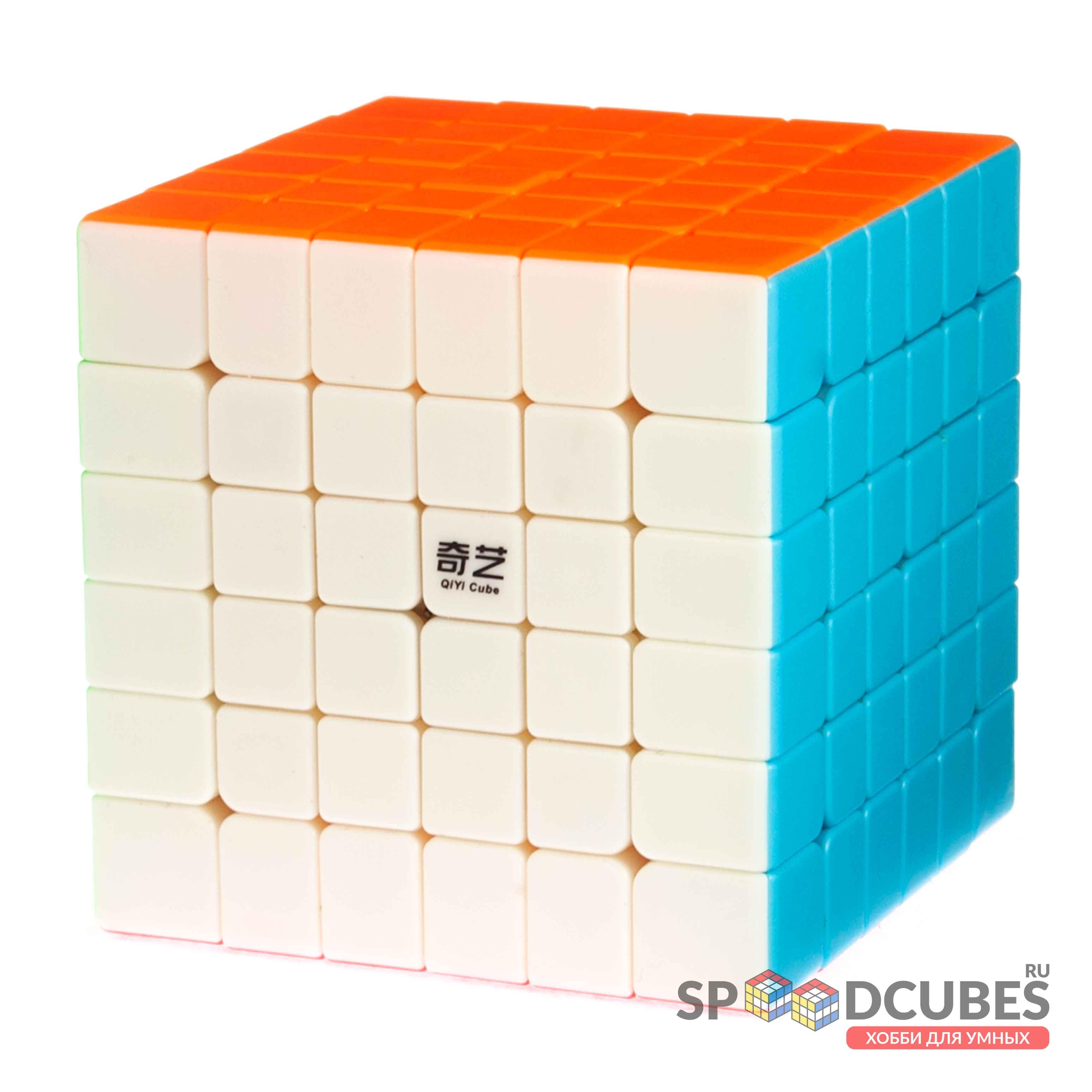 QiYi (MoFangGe) 6x6x6 QiFan S