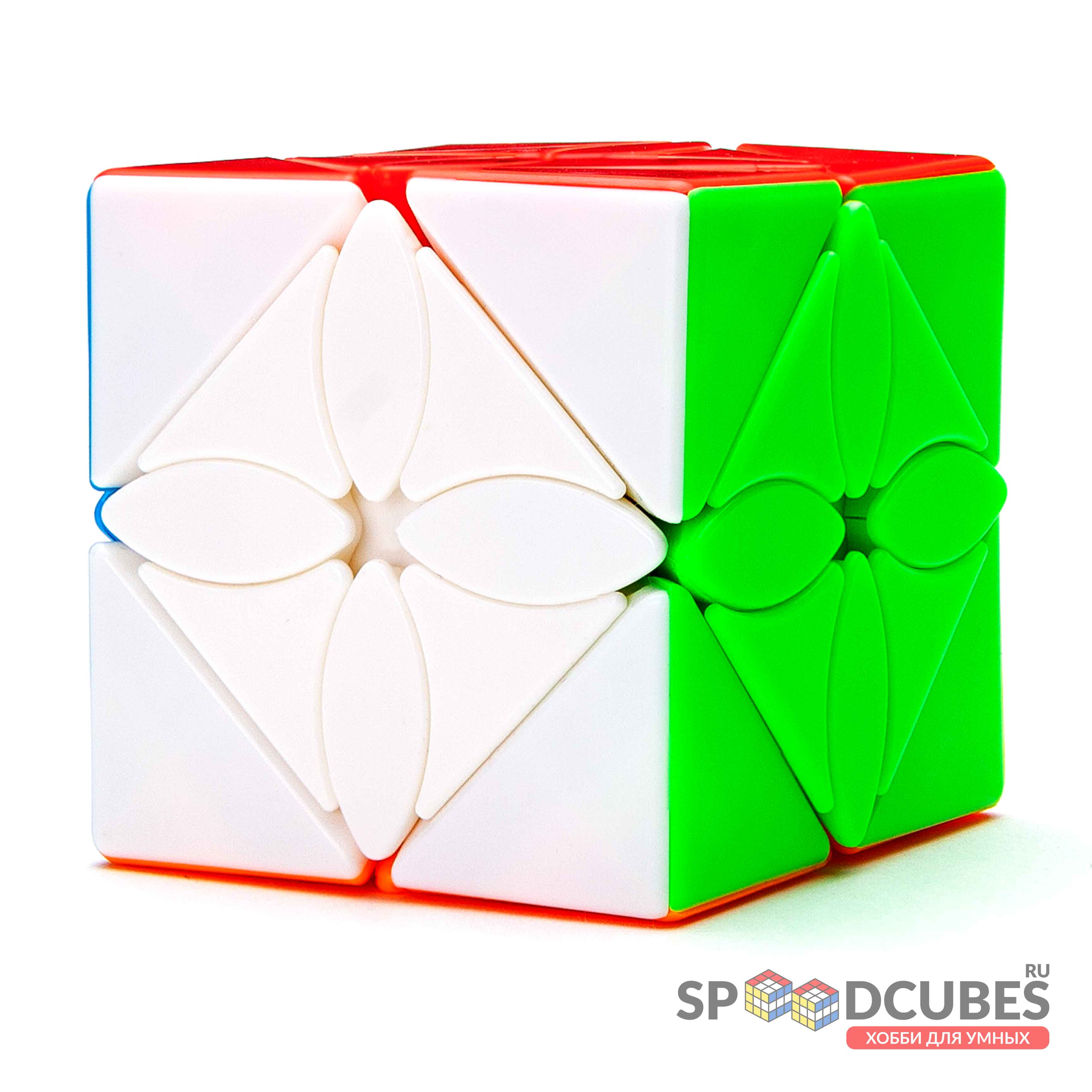 MoYu MeiLong Maple Leaves Skewb