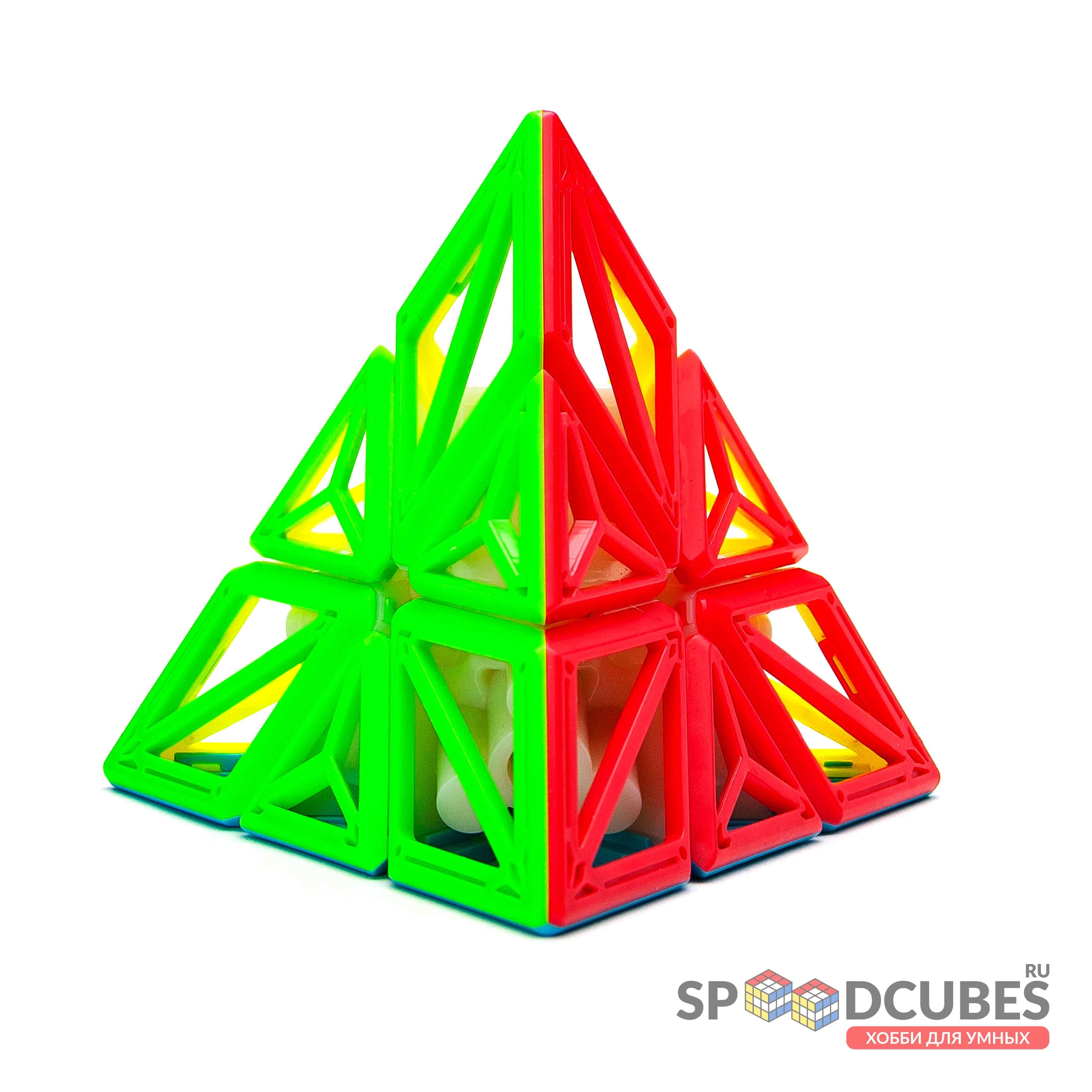 QiYi (MoFangGe) DNA Pyraminx