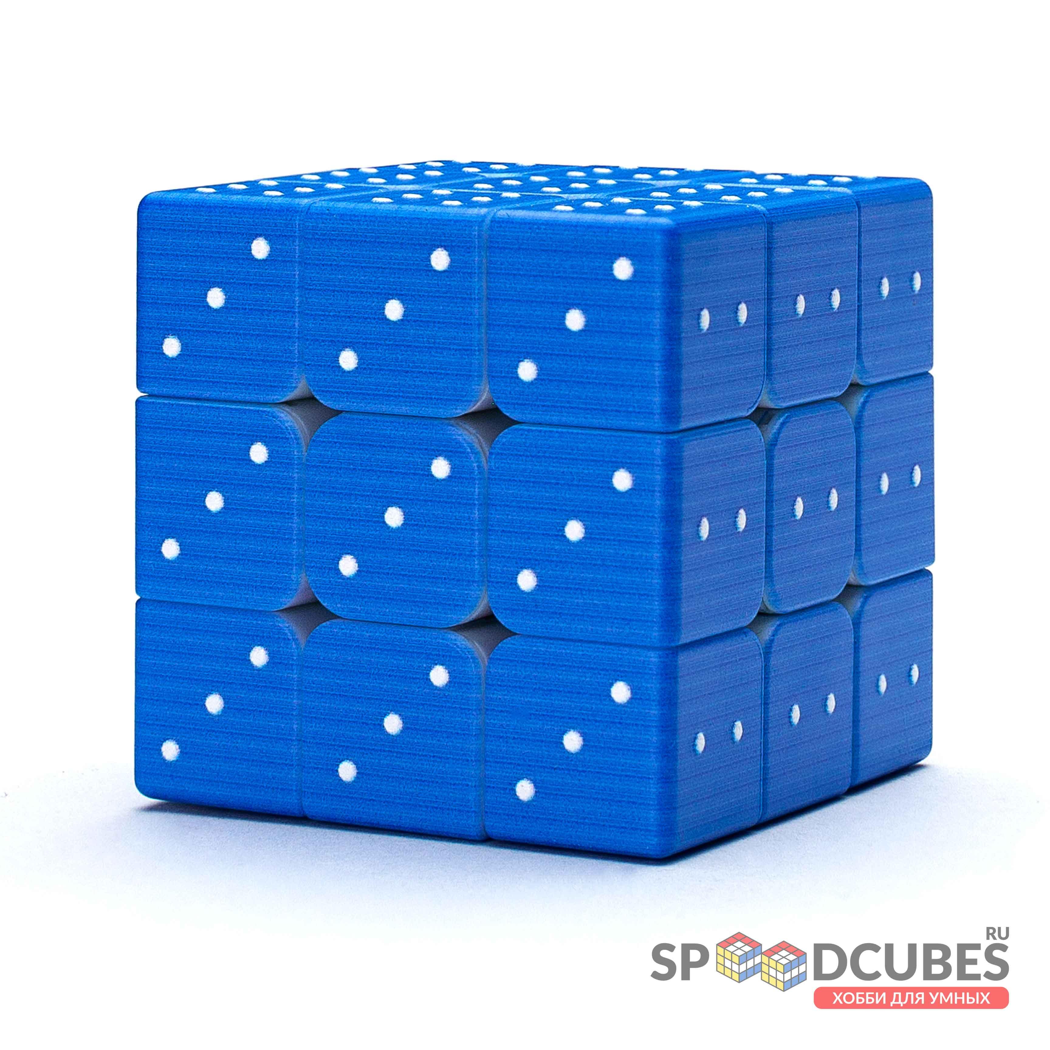 Z 3x3 Blind Cube (для слепых)