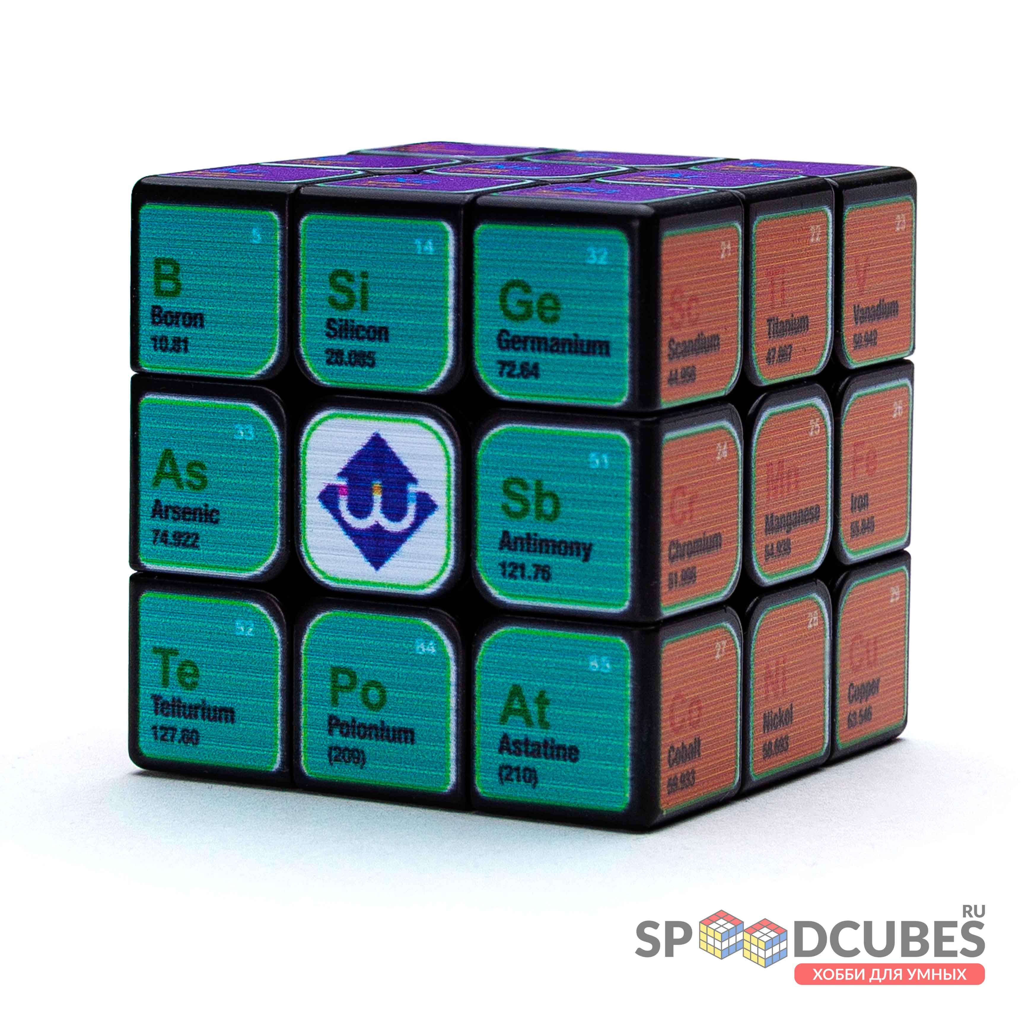 Z 3x3 Chemistry Cube
