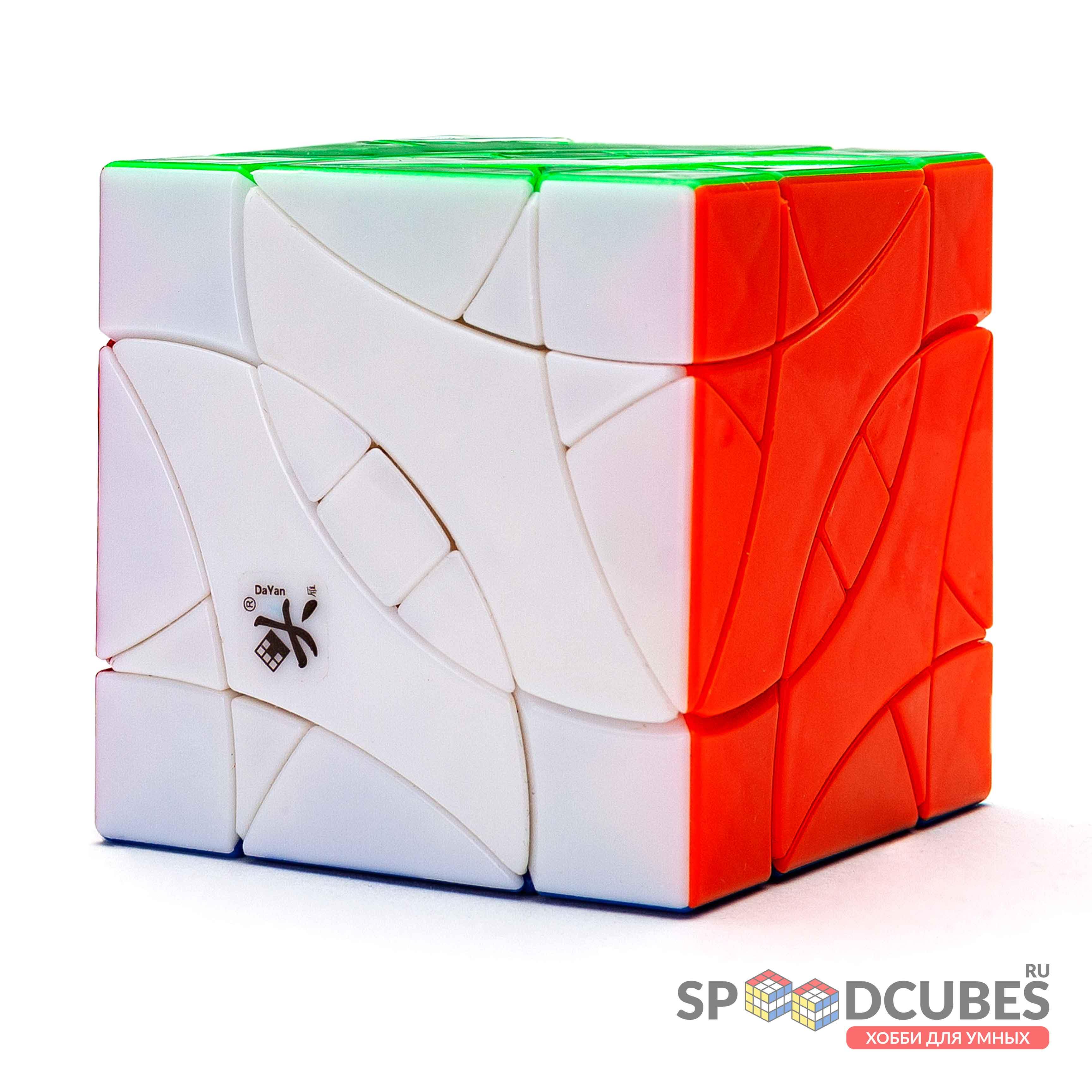 Dayan BiYiNiao Cube (12 Axis)