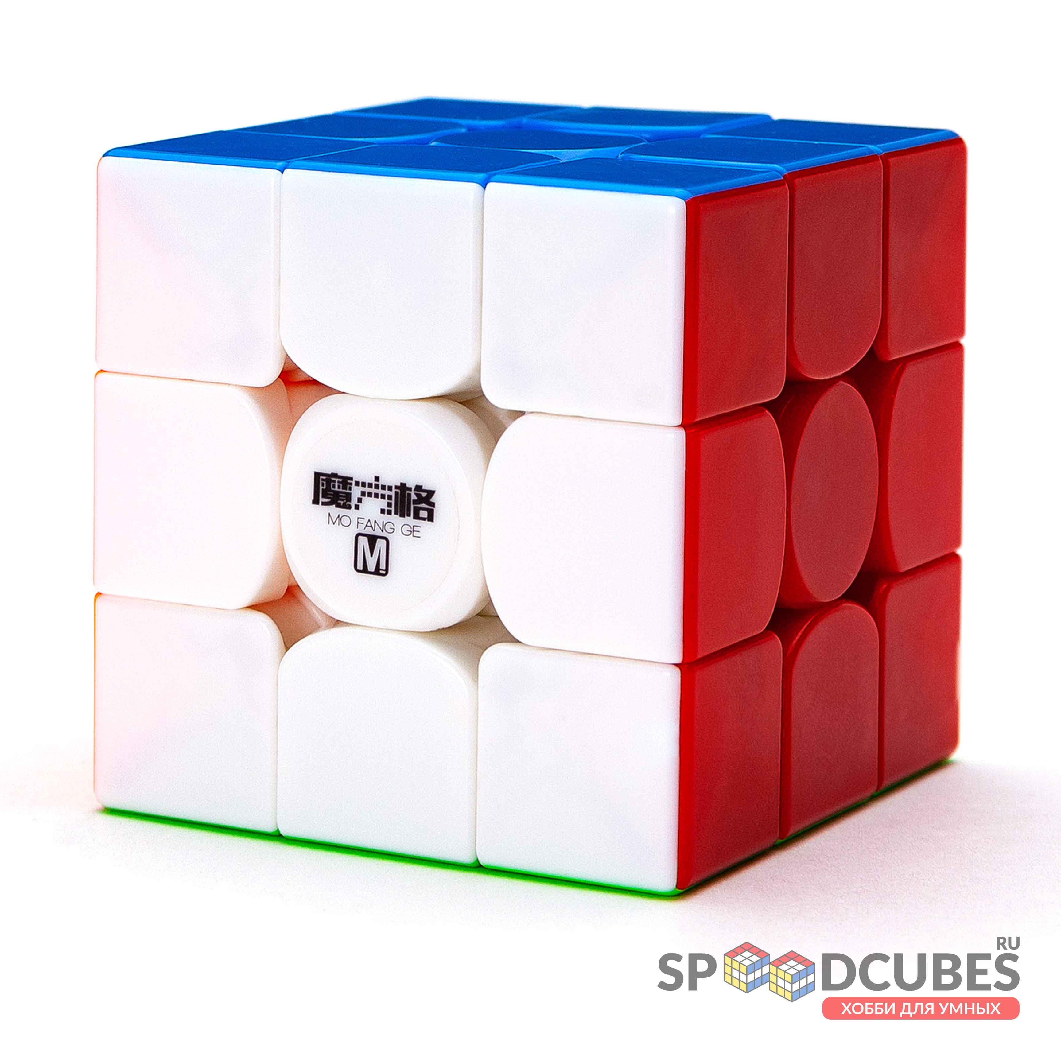QiYi (MoFangGe) WuWei 3x3x3 M