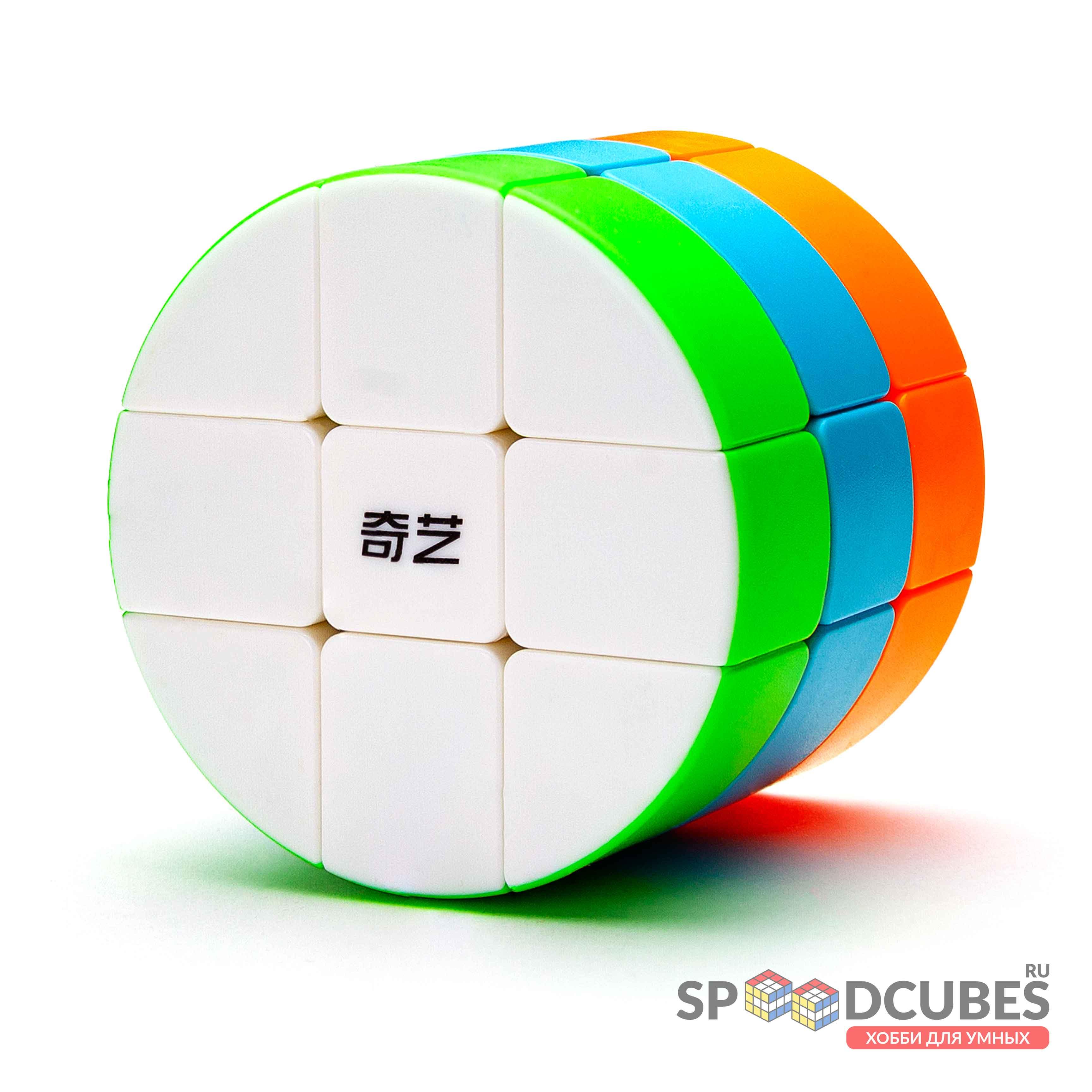 QiYi (MoFangGe) 3x3 Cylinder Cube