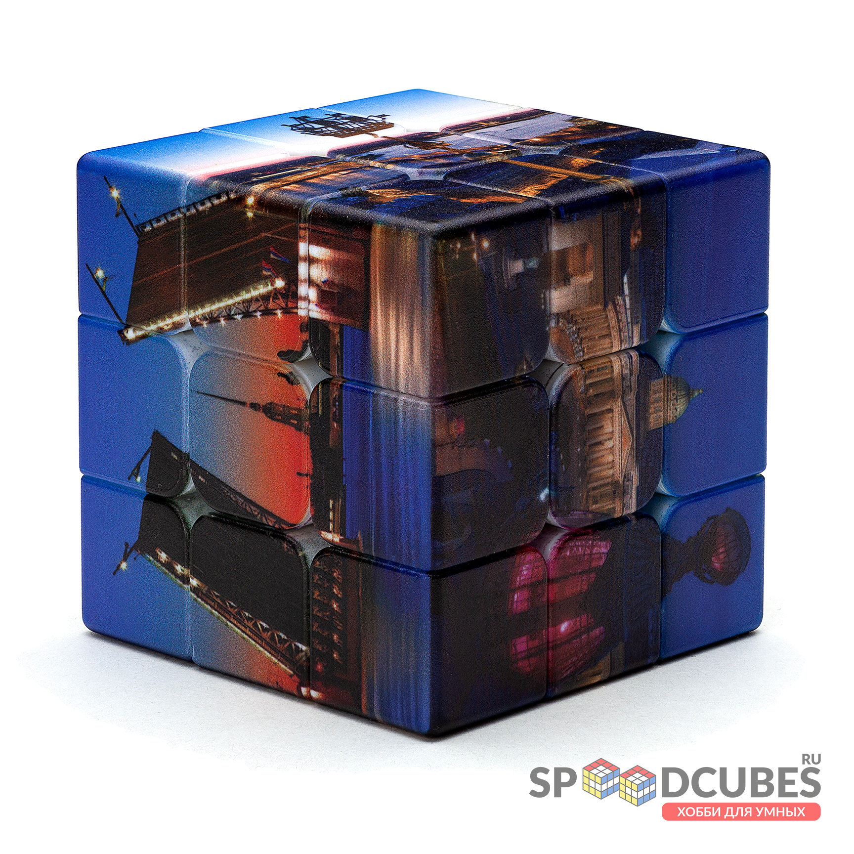 SPEEDCUBES 3x3x3 St.Petersburg Night