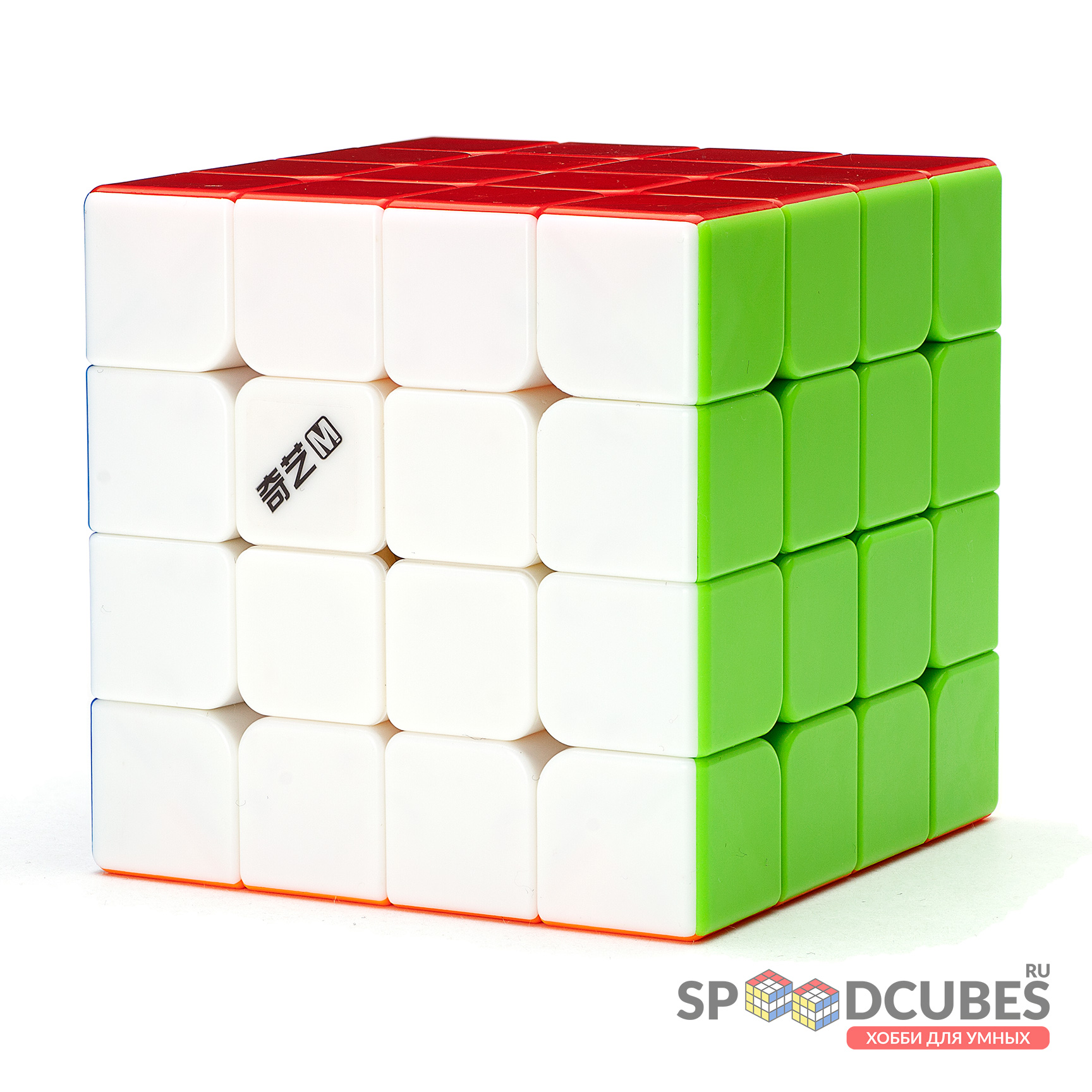 QiYi (MoFangGe) MS 4x4x4 Magnetic