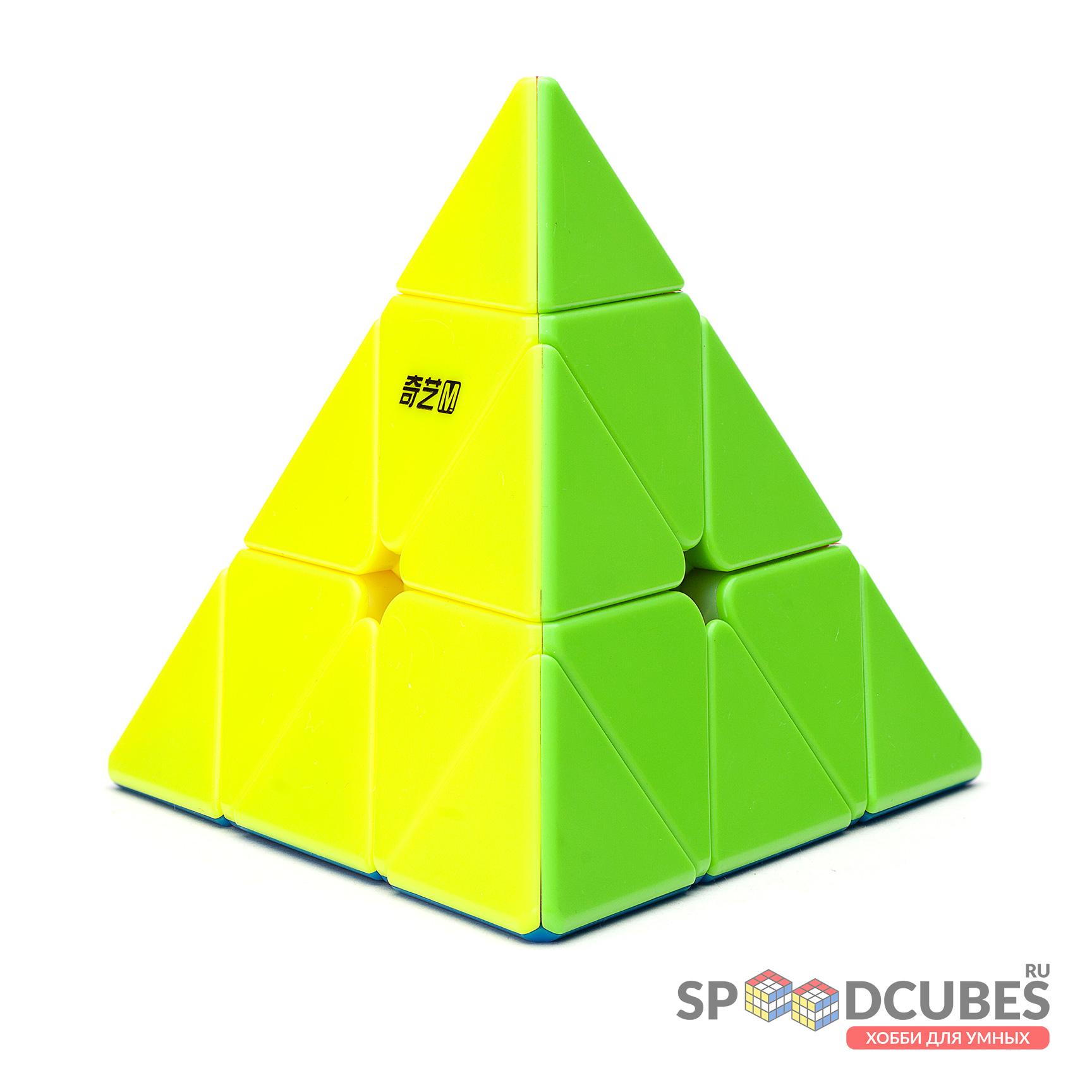 QiYi (MoFangGe) MS Pyraminx Magnetic