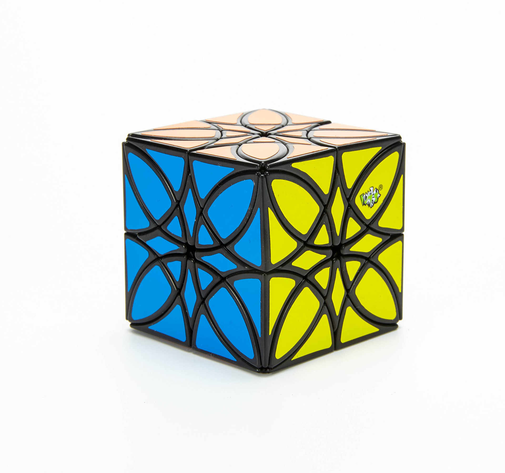 Lanlan Butterflower Cube