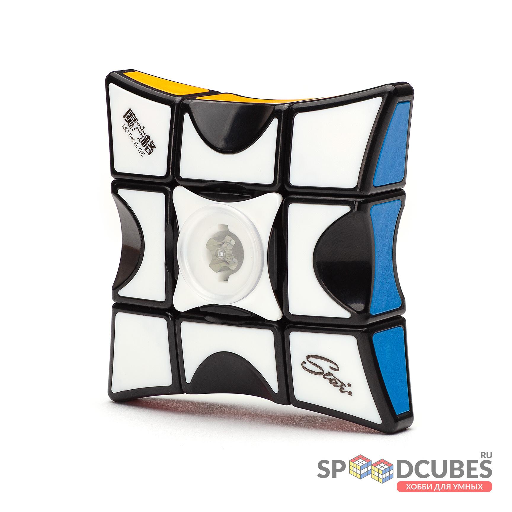 QiYi (MoFangGe) 1x3x3 Fidget Spinner Floppy (tiled)