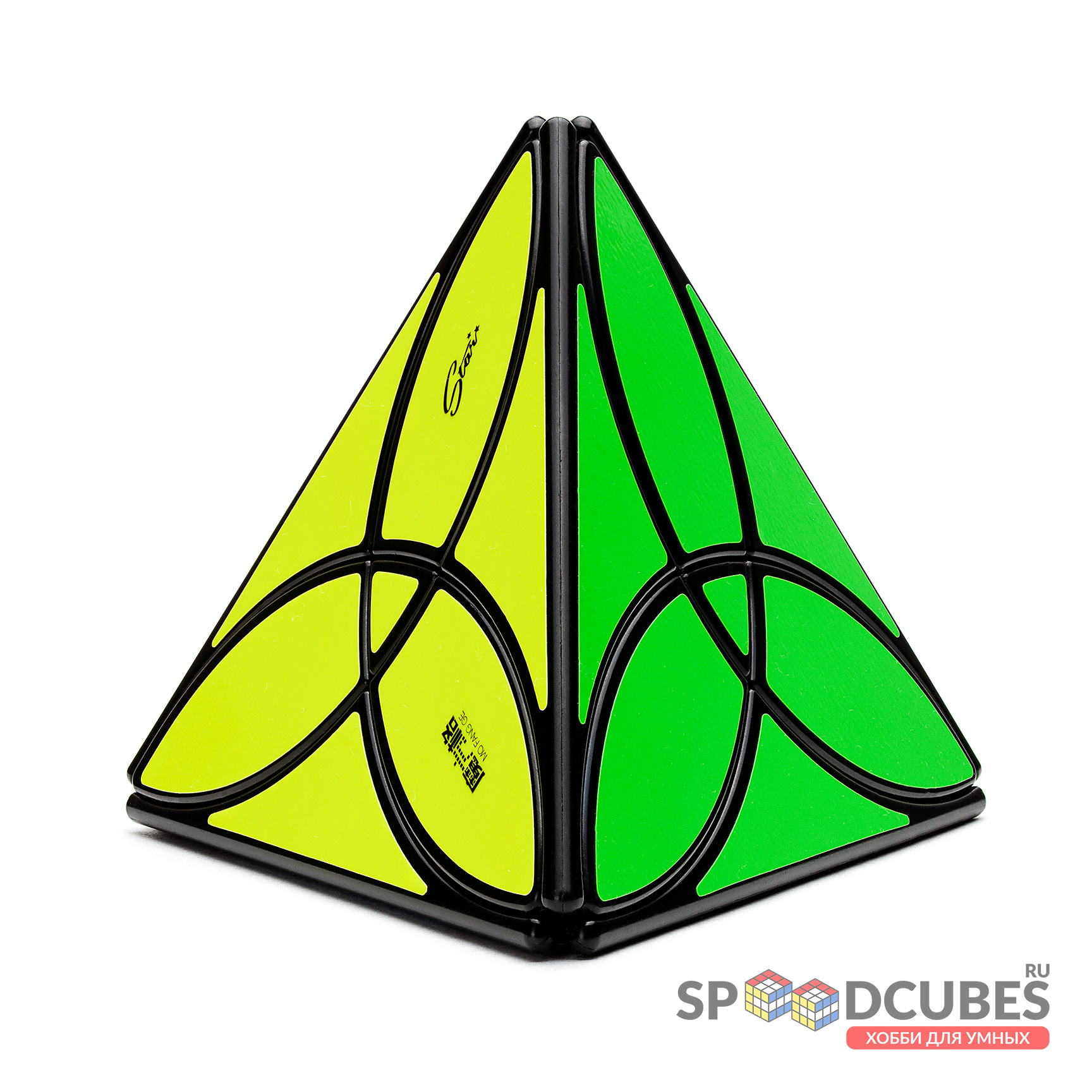 QiYi (MoFangGe) Clover Pyraminx