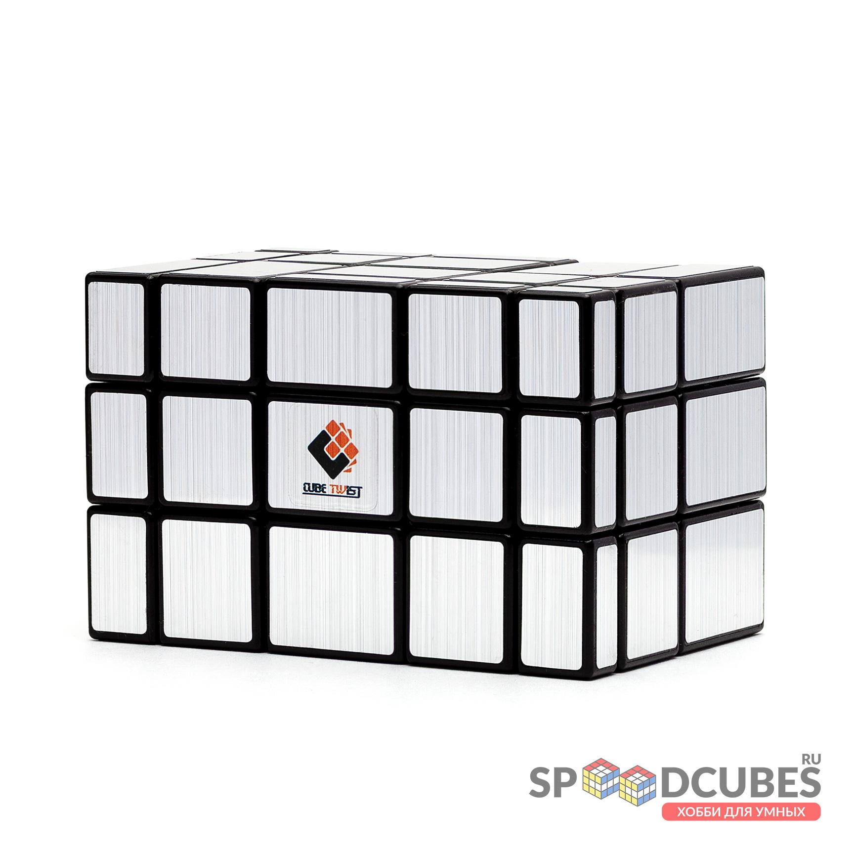 CubeTwist Mirror 3x3x5 Double Cube