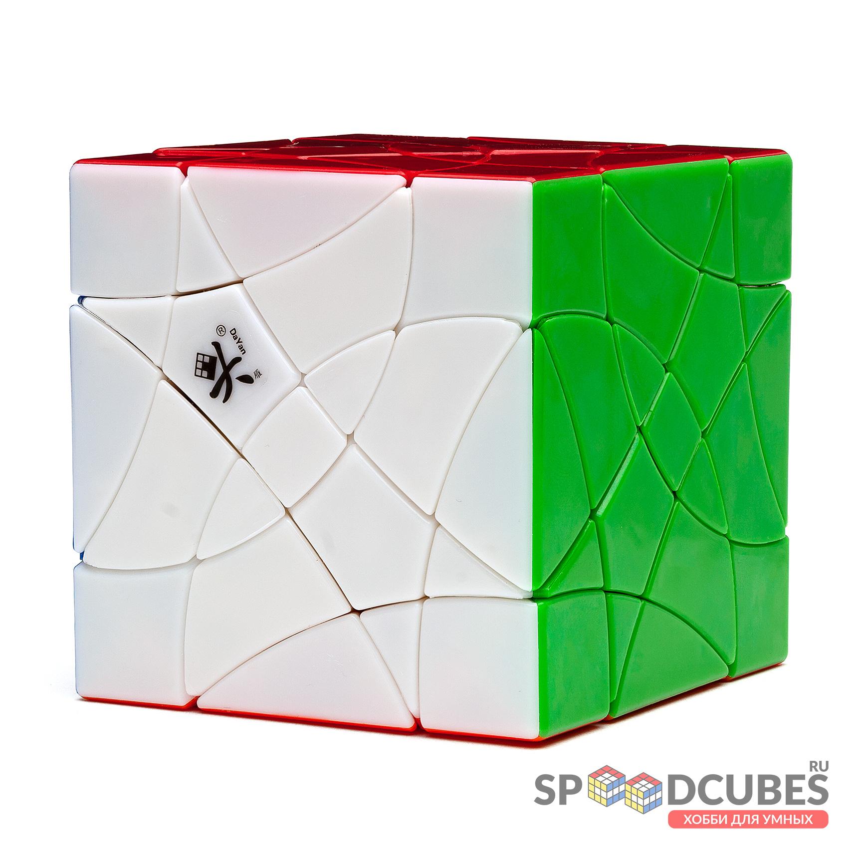 DaYan ShuangFeiyan Cube (16 Axis)