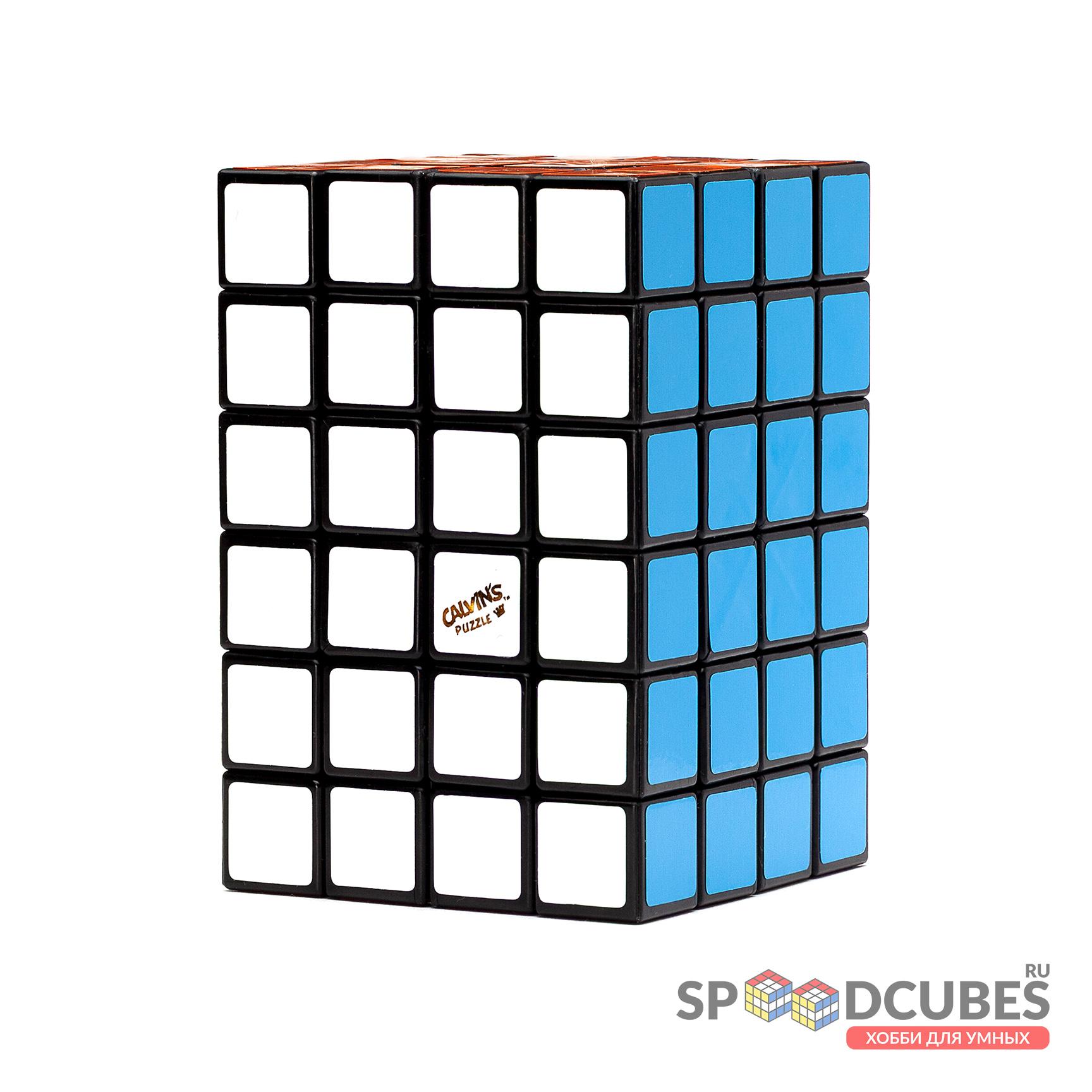 Calvin's 4x4x6 Cuboid