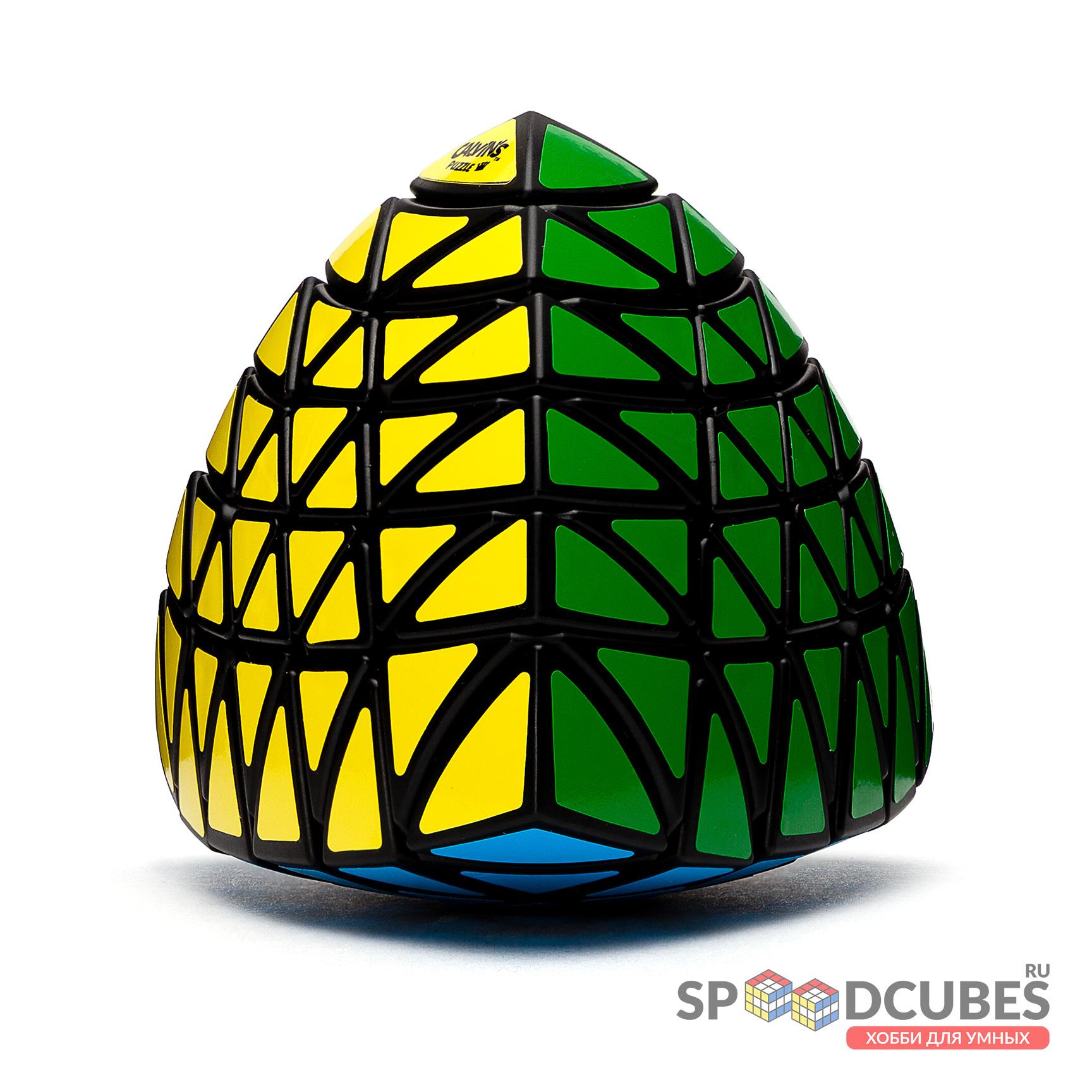 Calvin's Royal Pyraminx 6x6x6