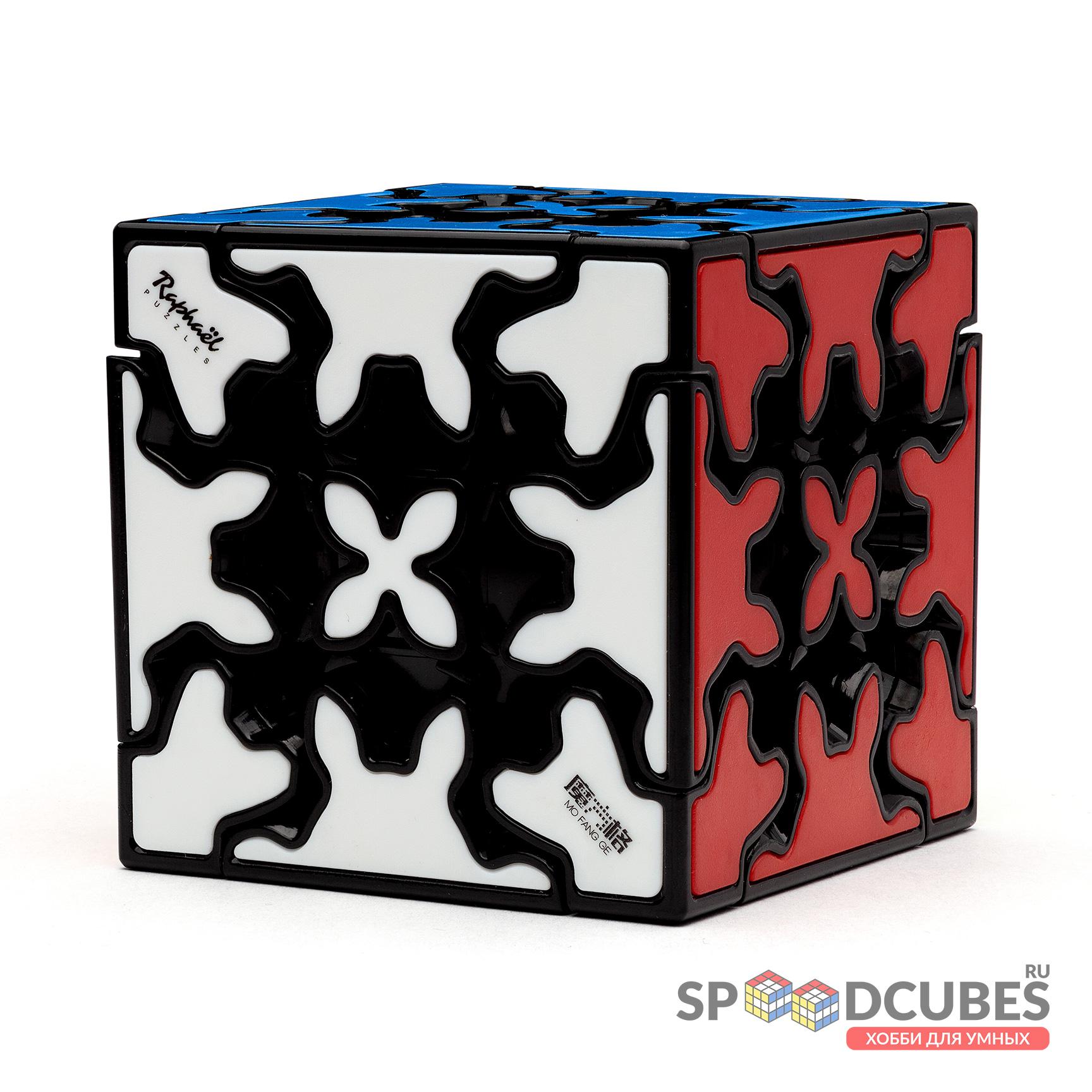 QiYi (MoFangGe) Gear 3x3 Cube (Tiled)