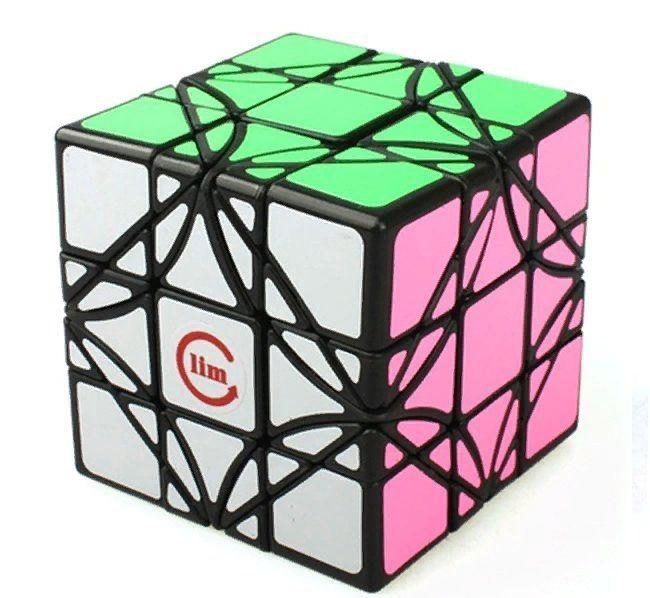 Fangshi Dreidel 3x3x3 Black 1