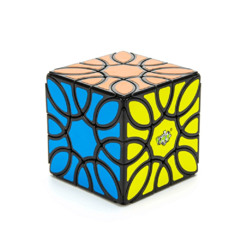 Lanlan Sunflower Cube 4
