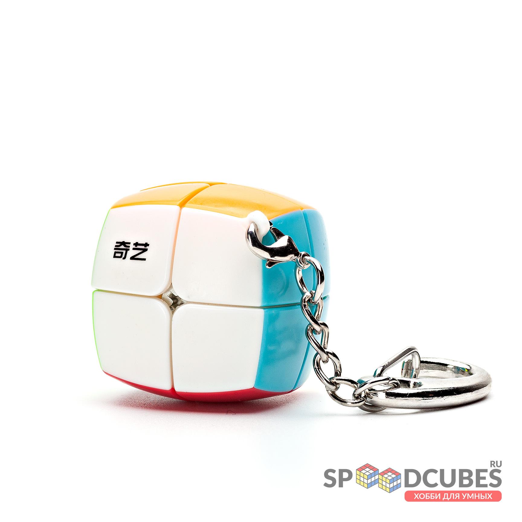QiYi (MoFangGe) 2x2x2 Keychain Mini брелок