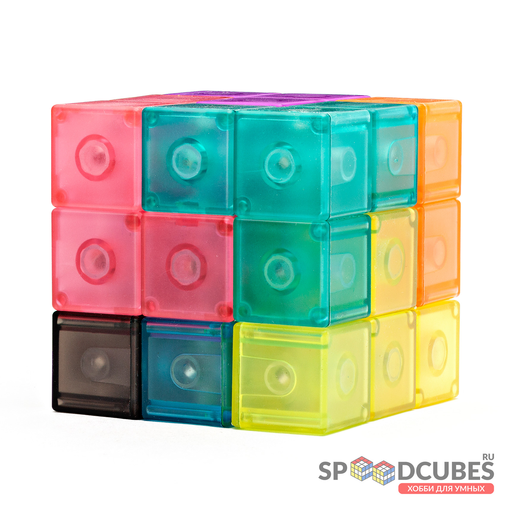 MoYu Luban Magnetic Blocks