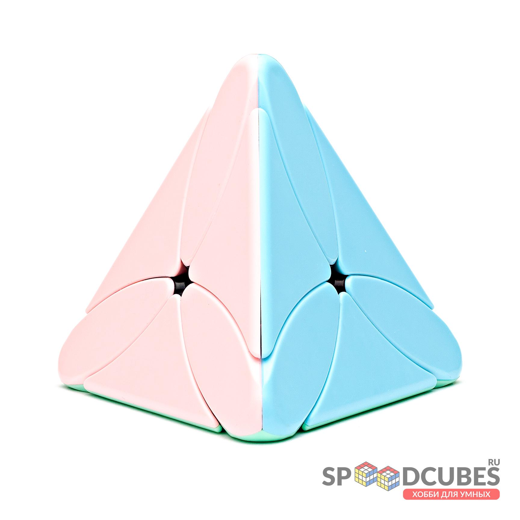 MoYu MeiLong Leaf Pyraminx