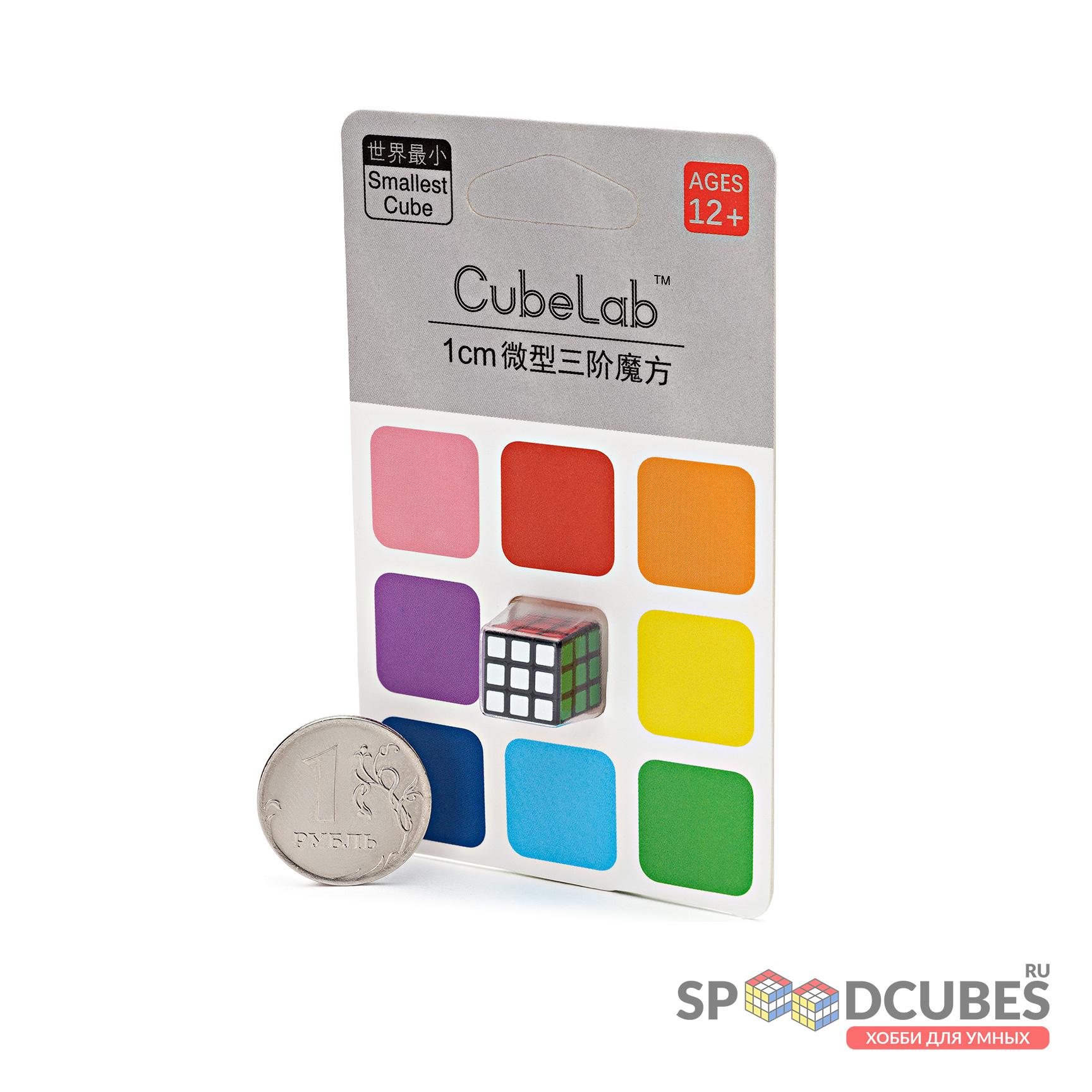 CubeLab 3x3 10 Mm